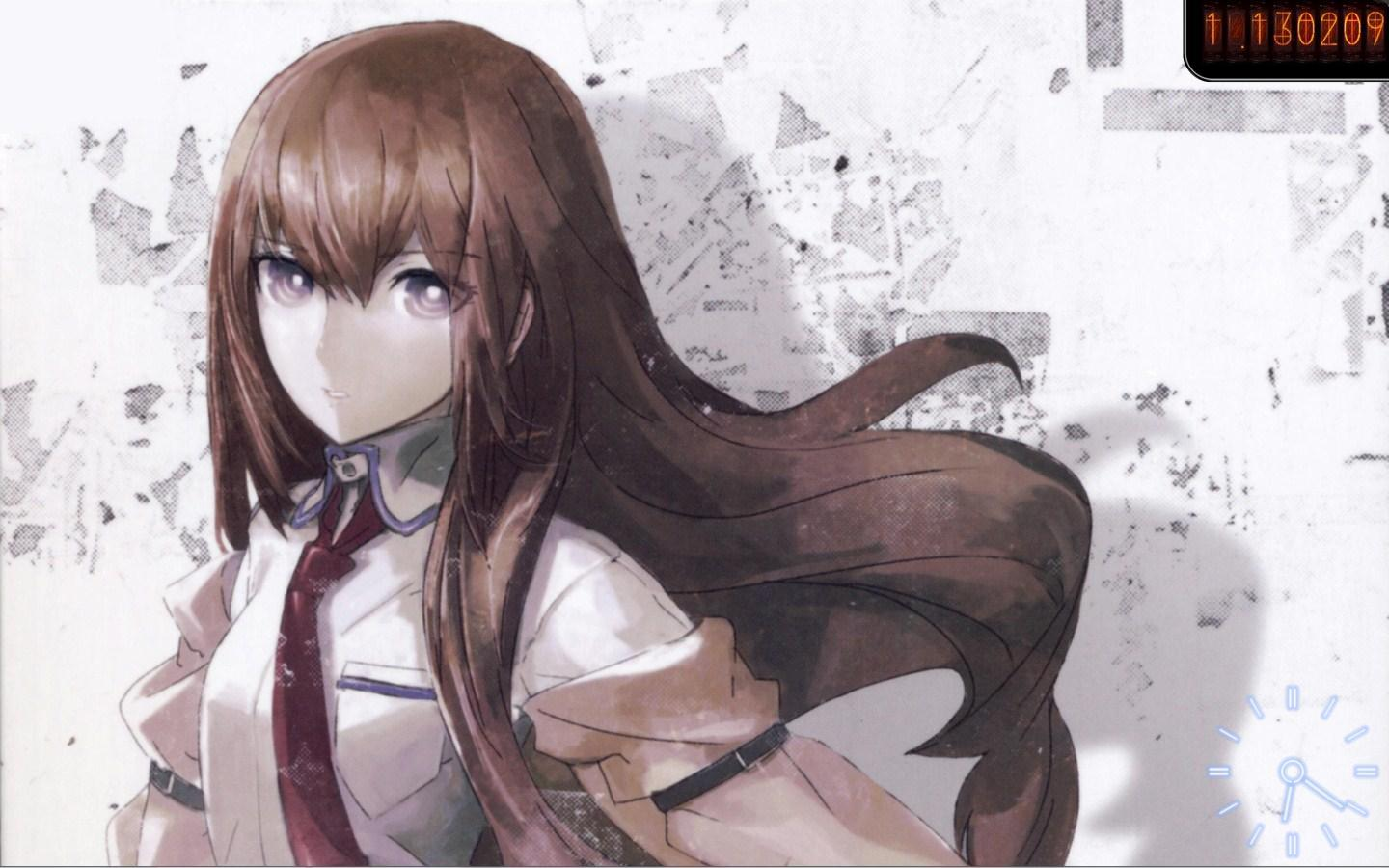 steins gate makise kurisu HD Wallpaper