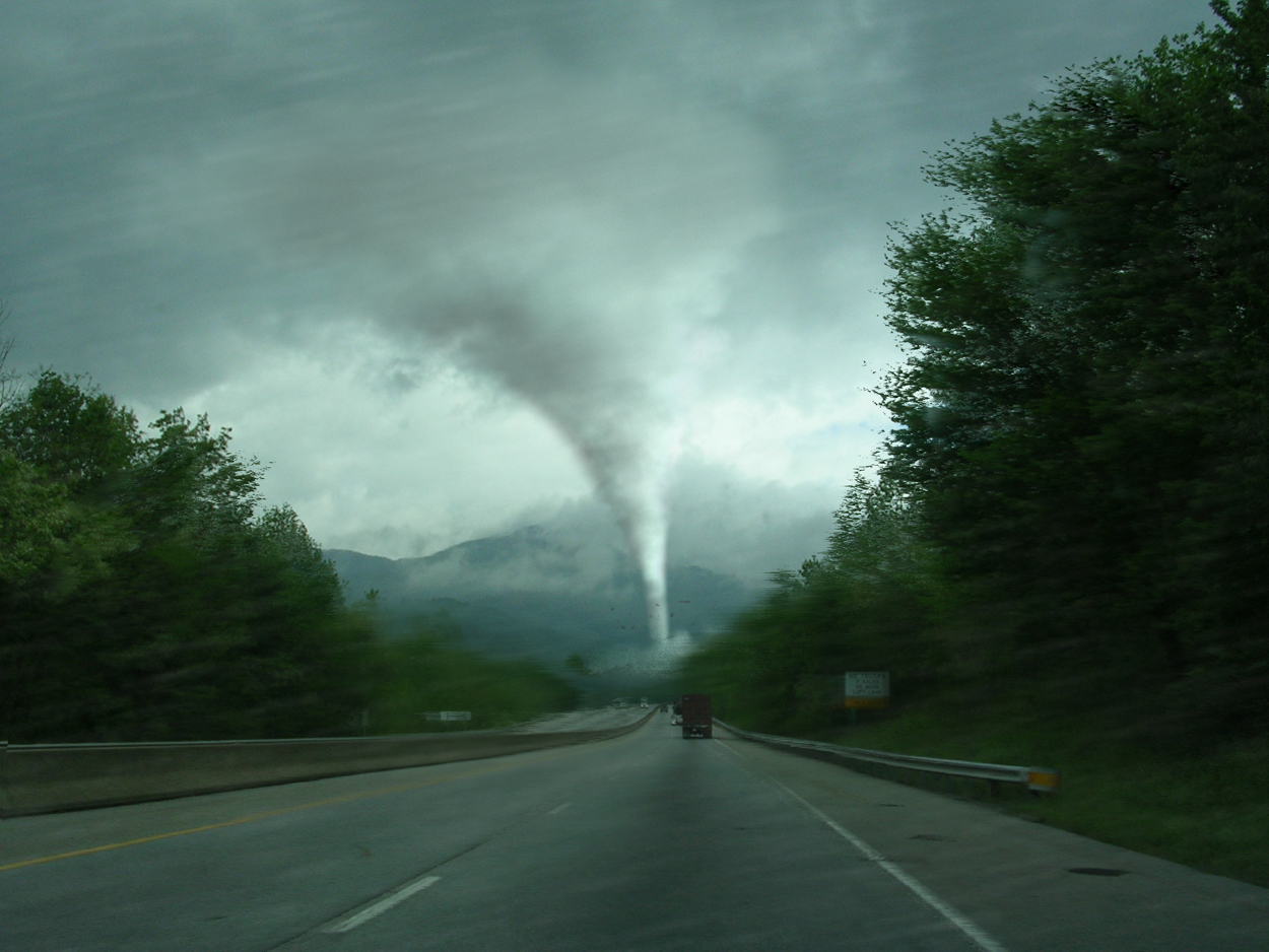 storm tornadoes Twister tropical