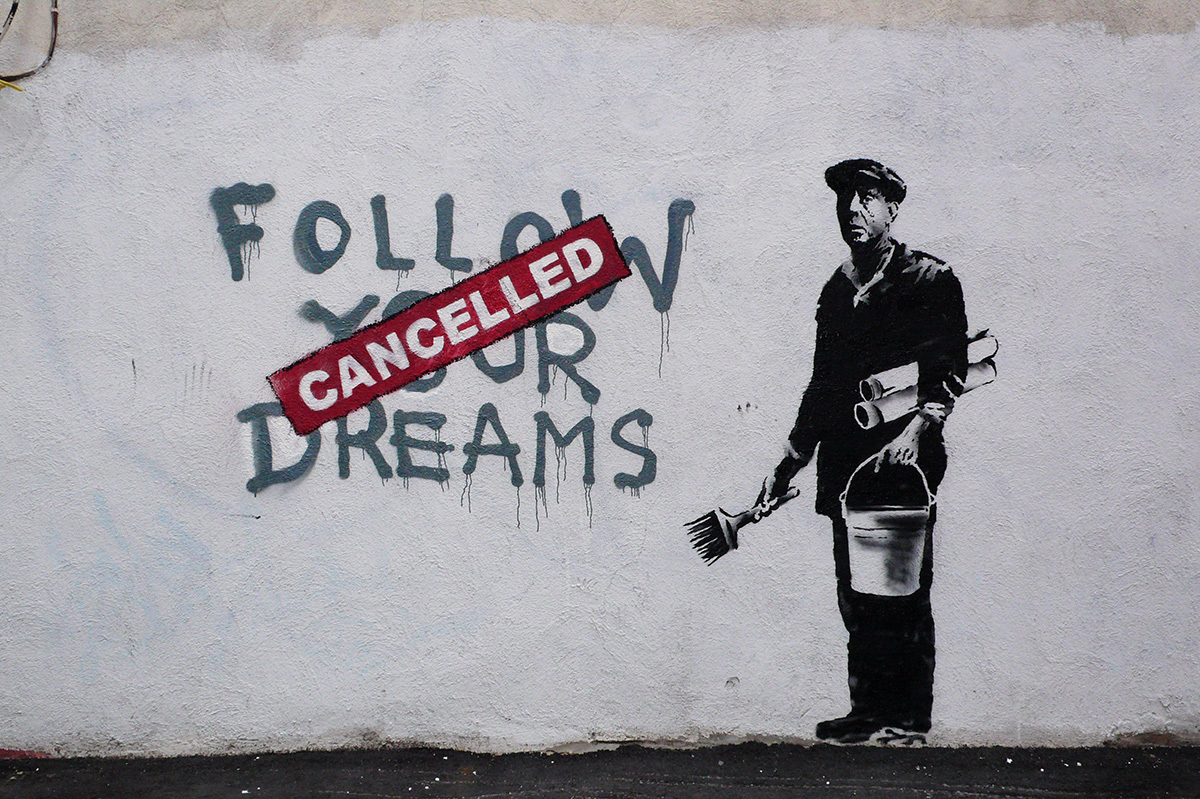 street art HD Wallpaper