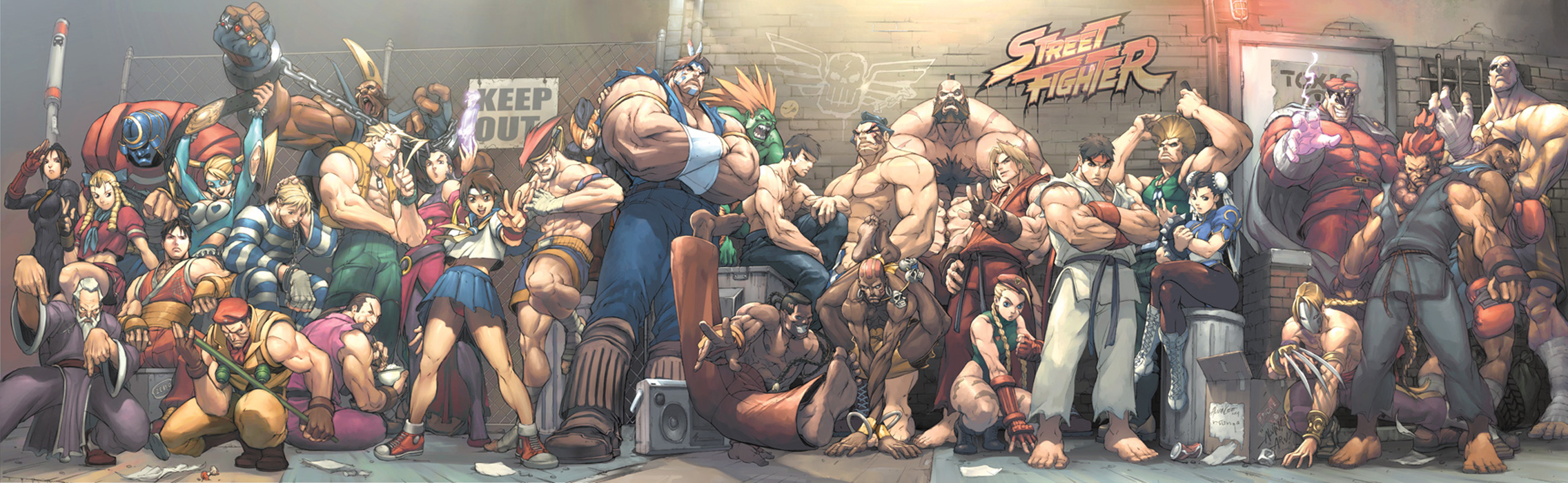 Street Fighter Wallpaper on Street Fighter Hd Wallpaper   General   608903