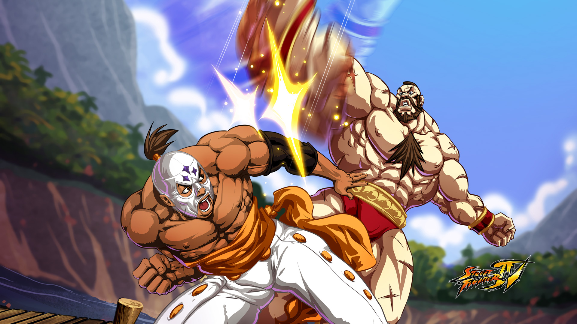 Street Fighter Wallpaper on Street Fighter Hd Wallpaper   General   193339
