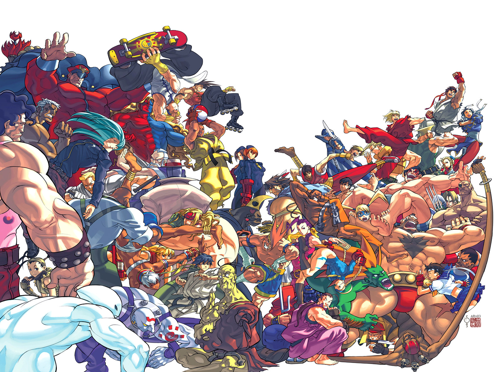 Street Fighter Wallpaper on Street Fighter Hd Wallpaper   General   265686