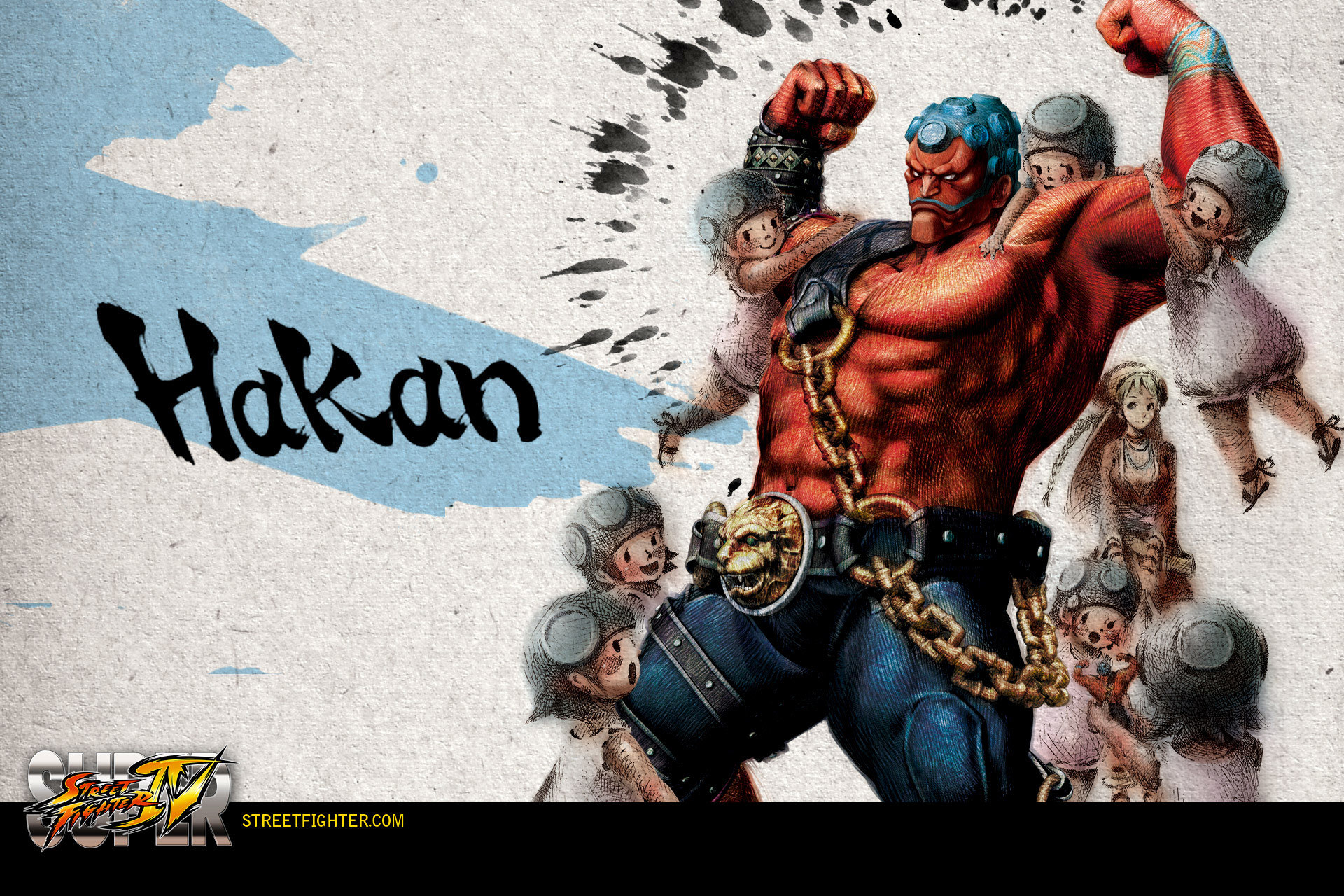 Street Fighter Wallpaper on Street Fighter Iv Hd Wallpaper   General   822581
