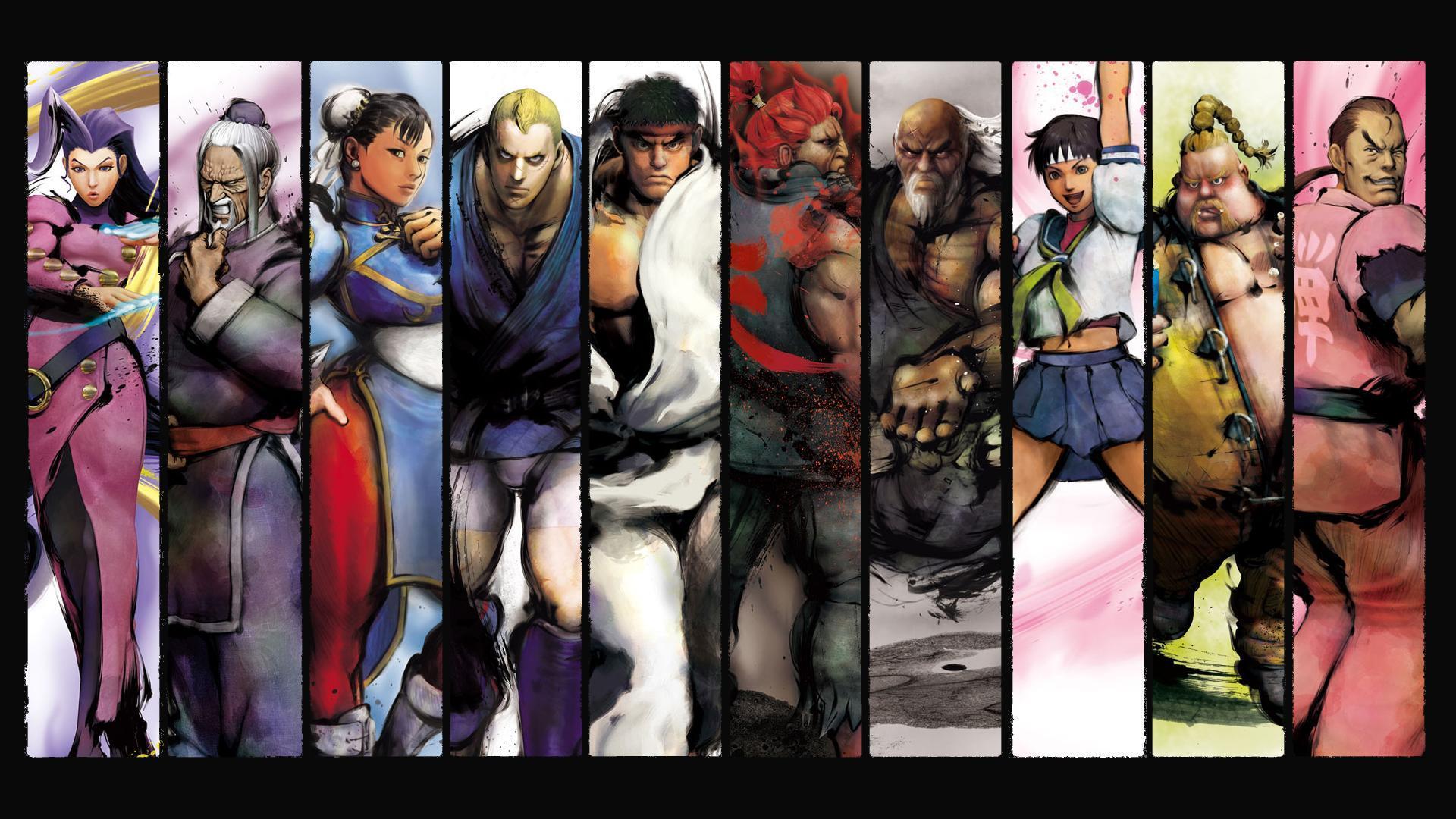 Street Fighter Sakura Ryu
