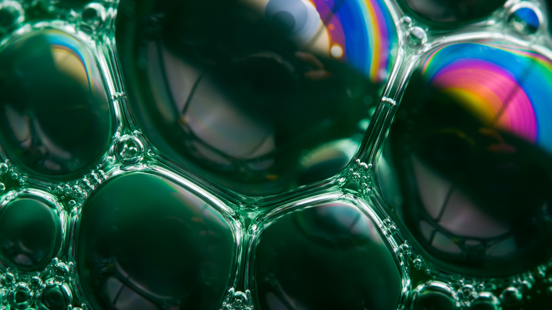 suap bubble rainbows shameless HD Wallpaper
