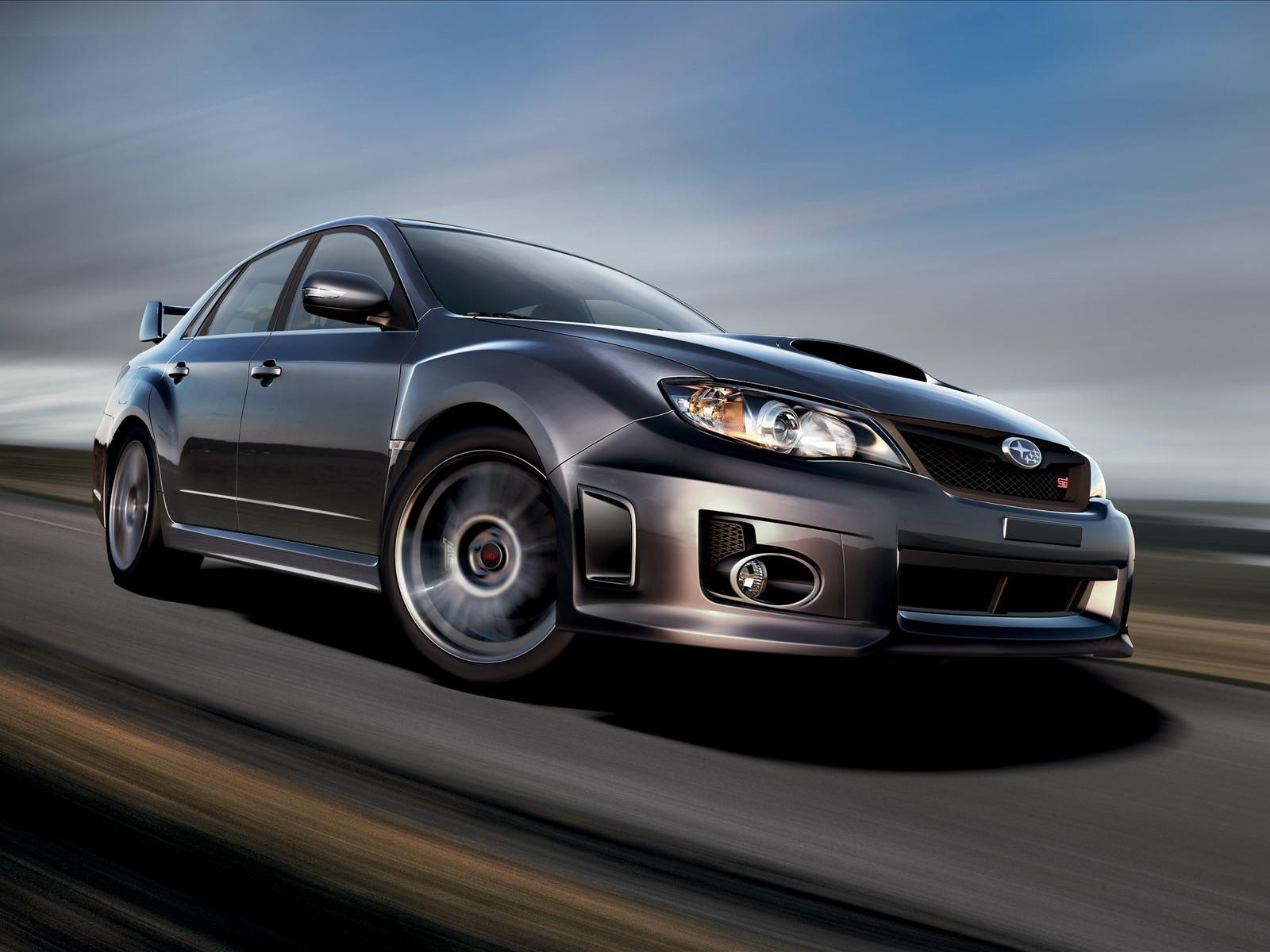 subaru impreza JDM Japanese HD Wallpaper