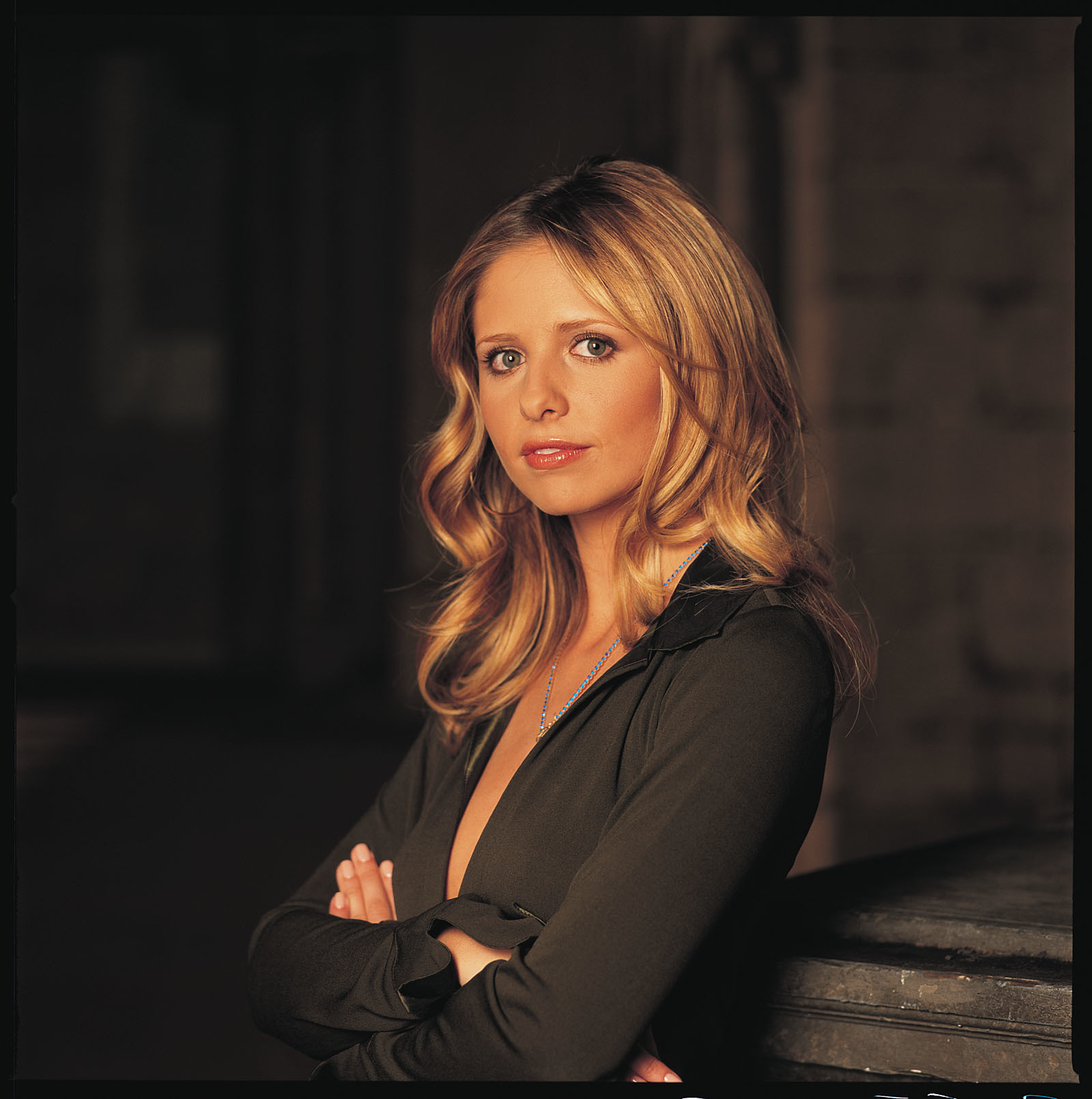 summers sarah michelle gellar HD Wallpaper