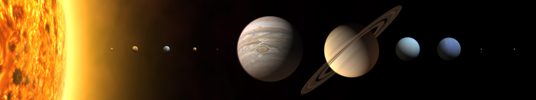 Галактический парад планет -21 декабря 2012 года.