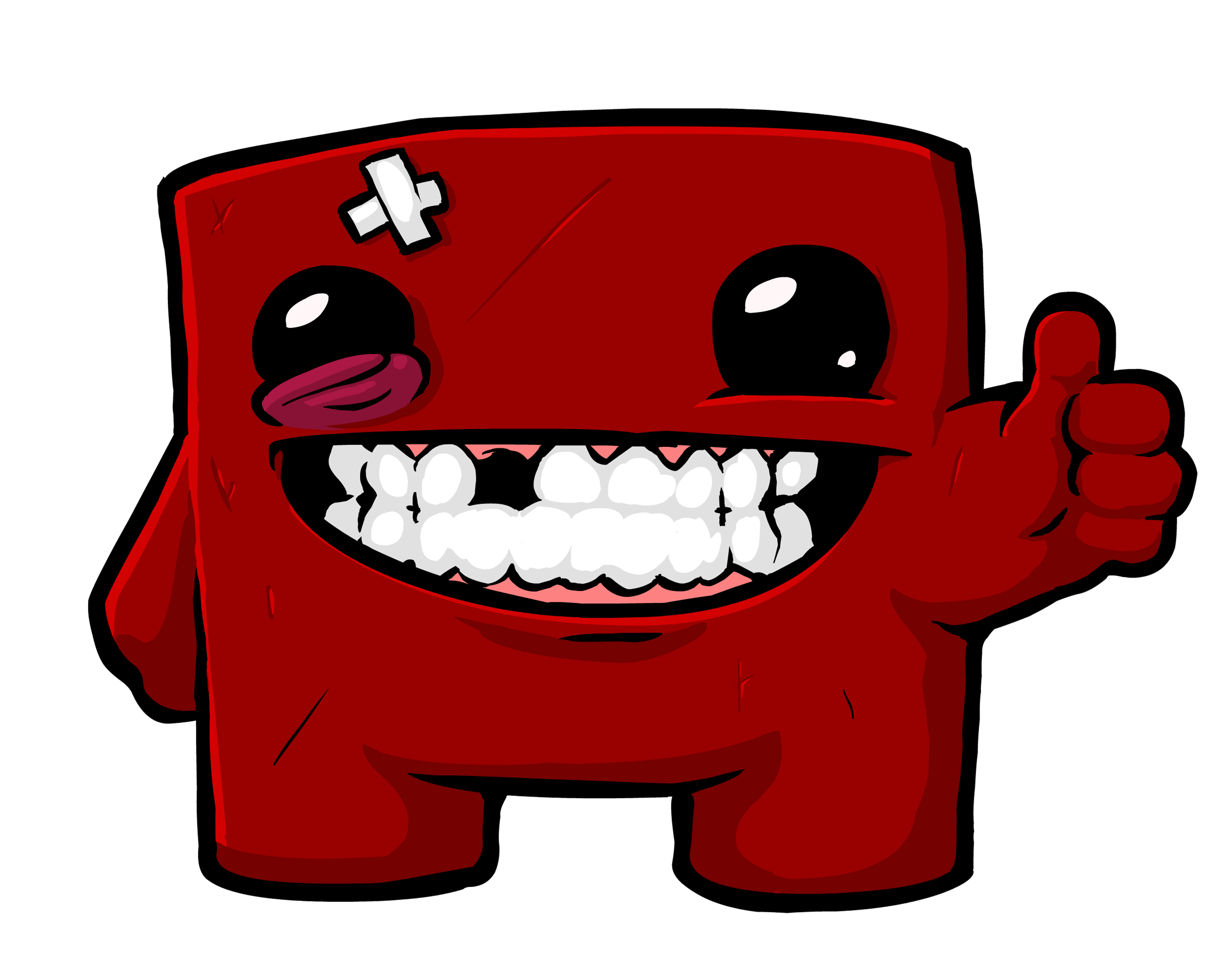 super meat boy HD Wallpaper