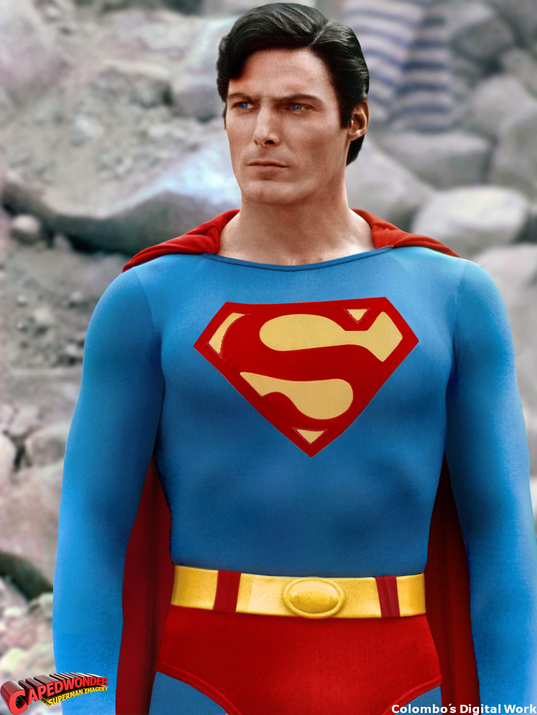 superman christopher reeve Celebrity HD Wallpaper