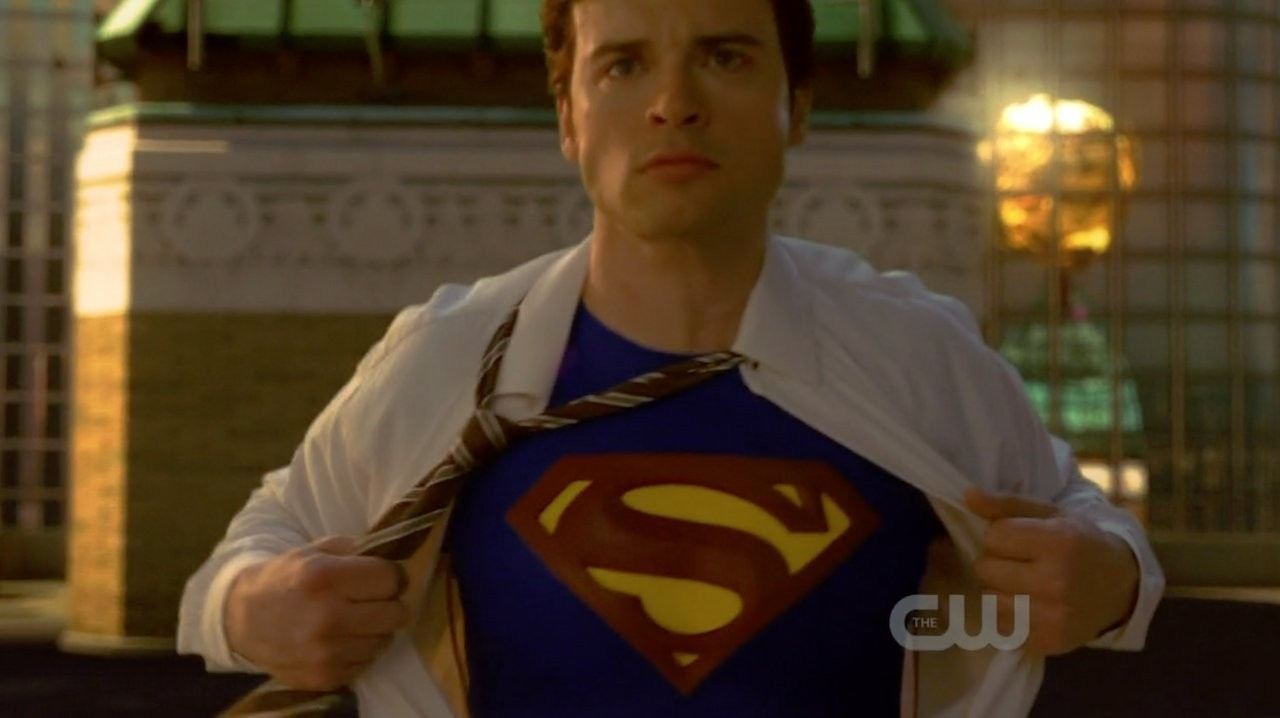 superman screenshots Smallville tom