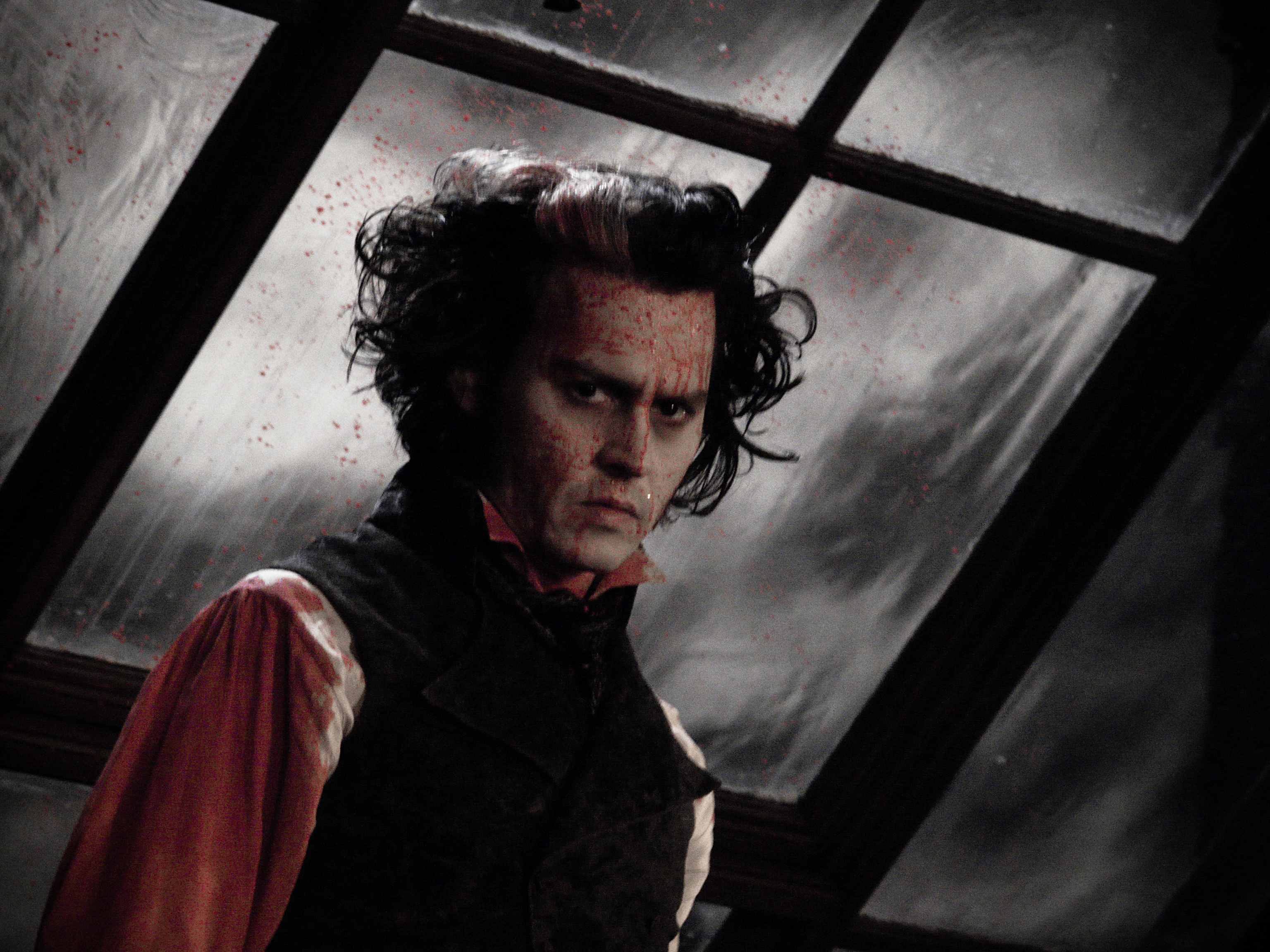 sweeney todd HD Wallpaper