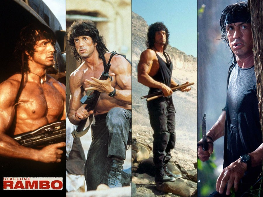 sylvester stallone Rambo HD Wallpaper