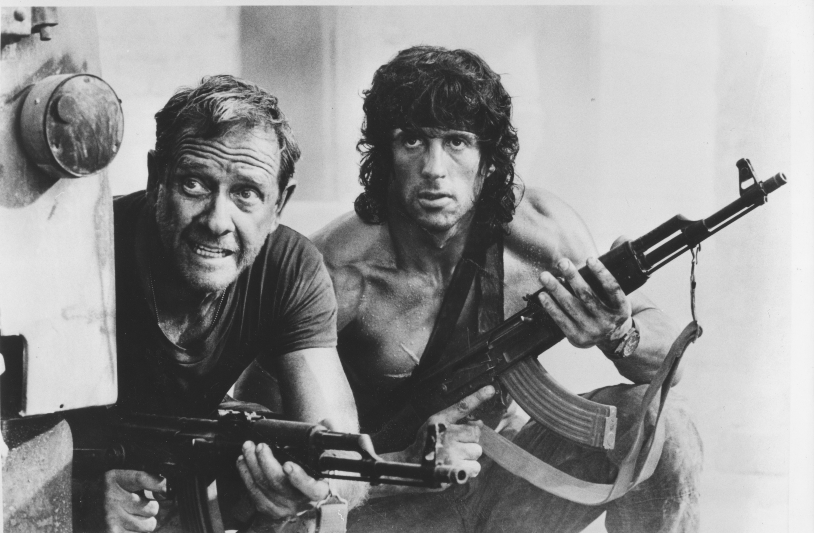 sylvester Stallone Rambo Celebrity HD Wallpaper
