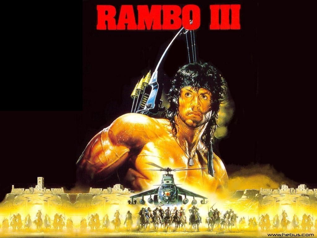 sylvester Stallone Rambo Movie HD Wallpaper