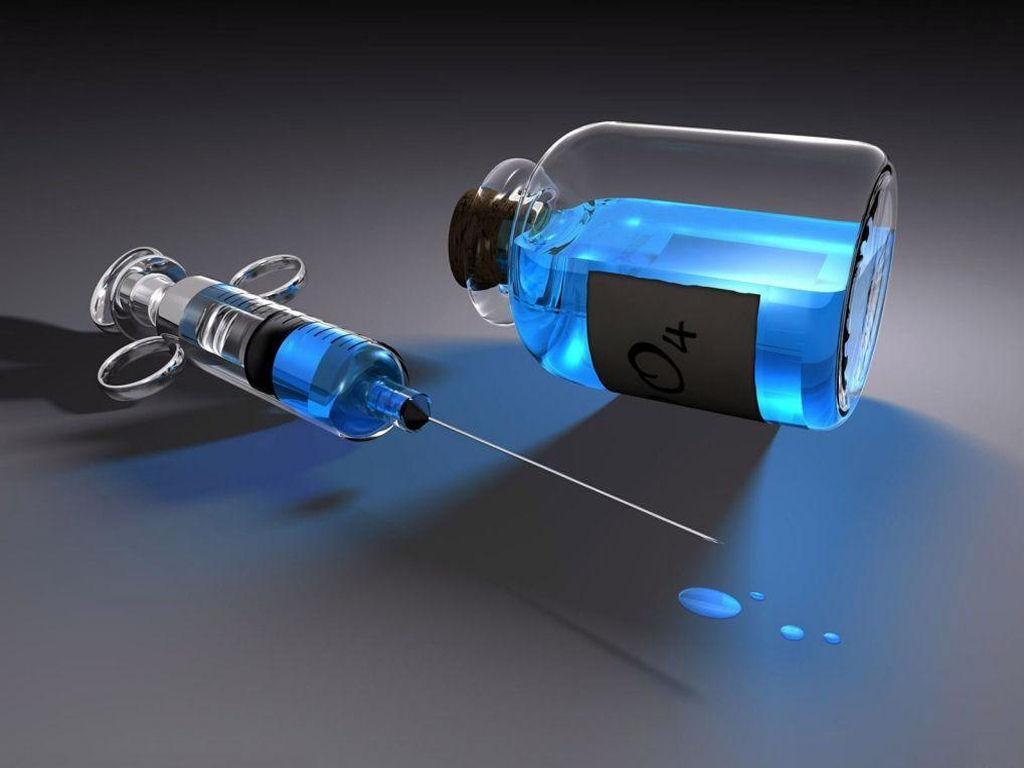 syringe injection HD Wallpaper