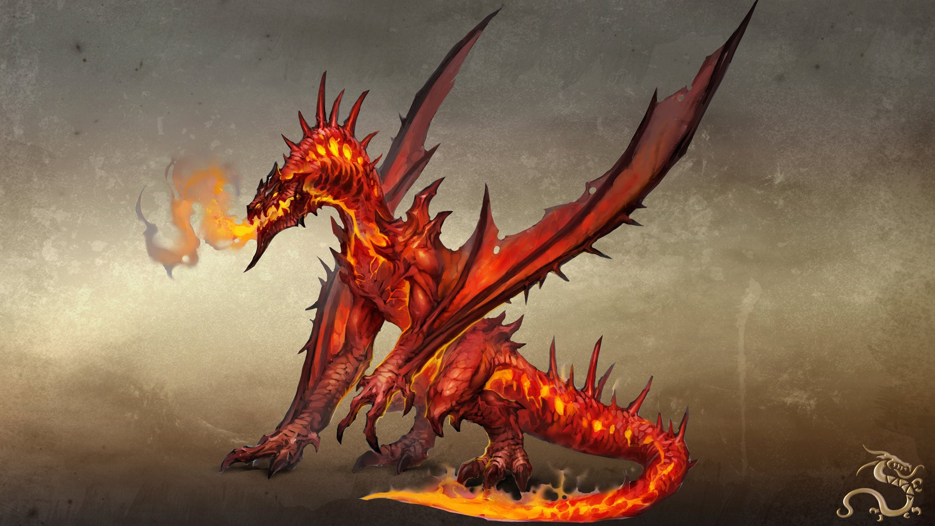 tails wings Dragons fire