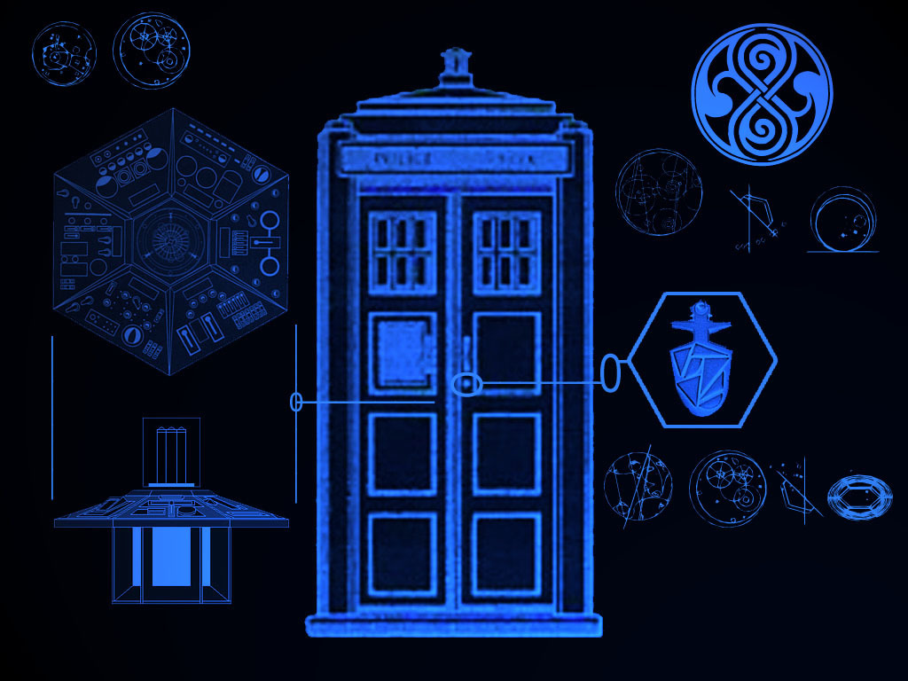 Doctor  Wallpaper on Tardis Doctor Who Hd Wallpaper   General   253652