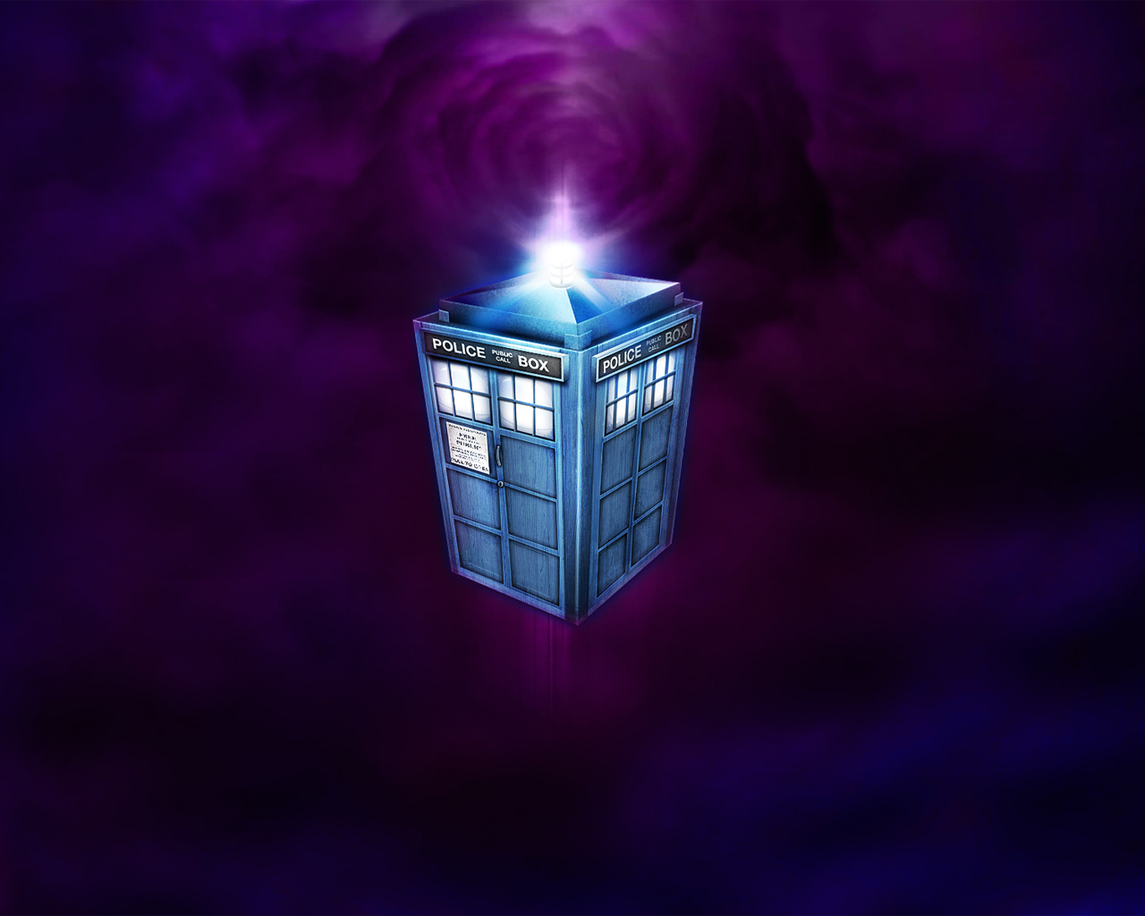 tardis Doctor Who HD Wallpaper