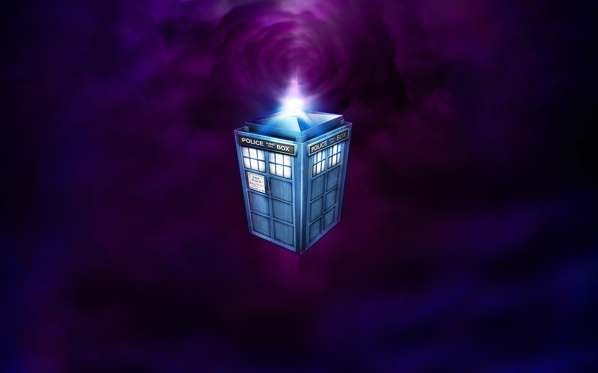 tardis doctor Who? HD Wallpaper