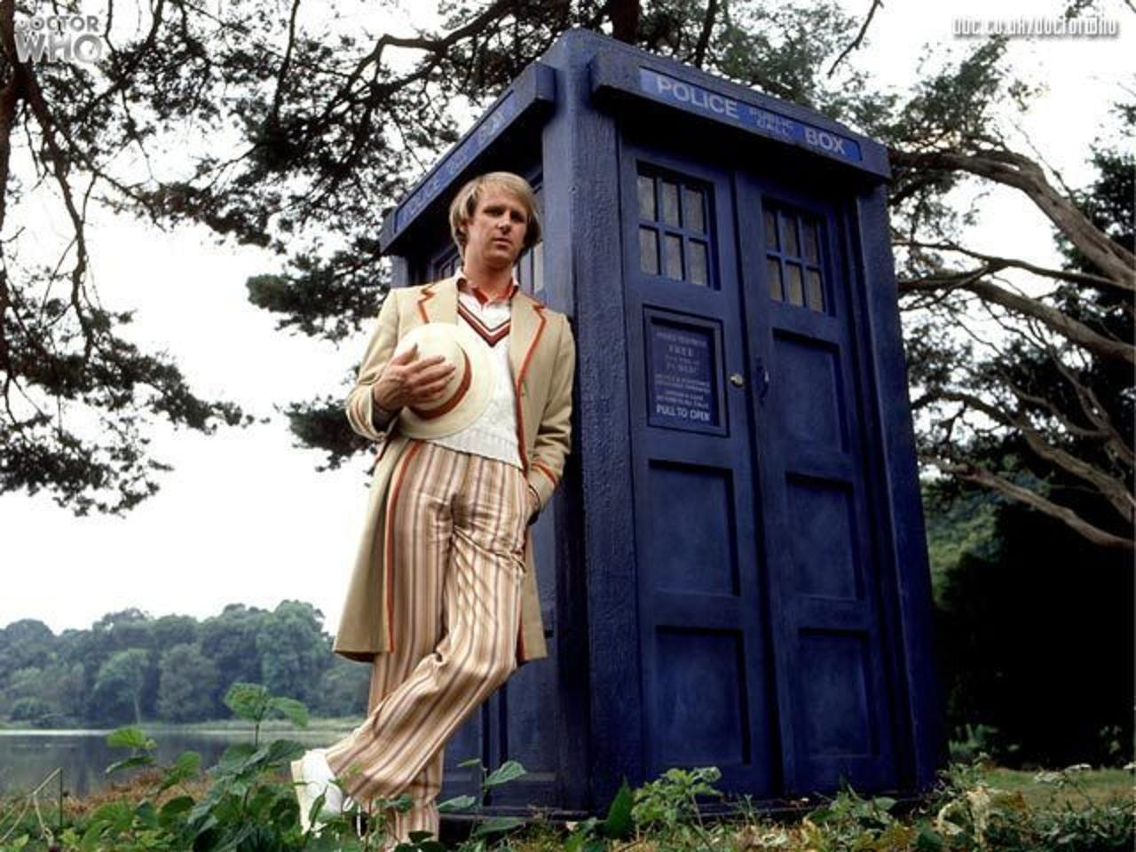 tardis doctor Who? Peter