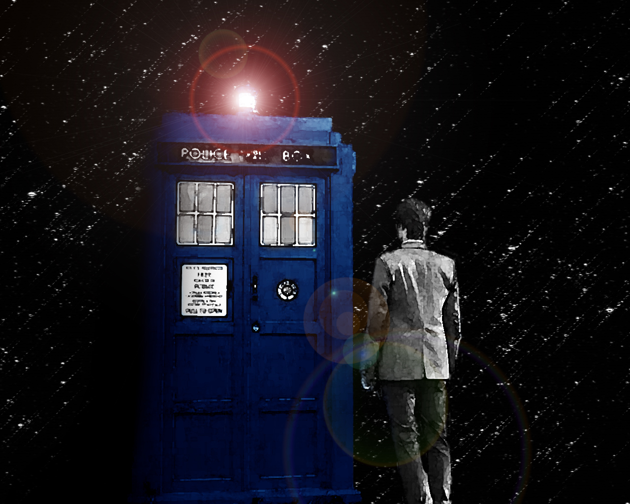 tardis eleventh doctor Doctor HD Wallpaper
