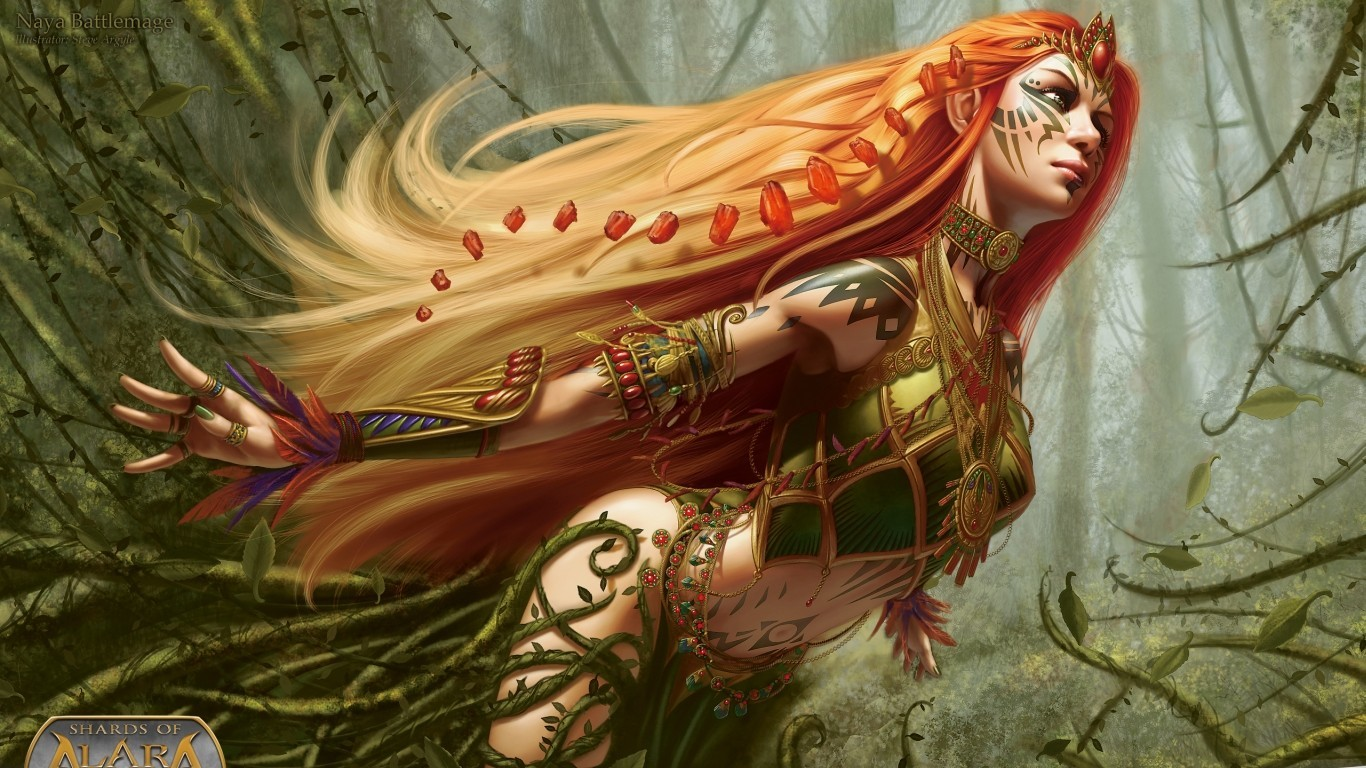 tattoos magic: the gathering HD Wallpaper