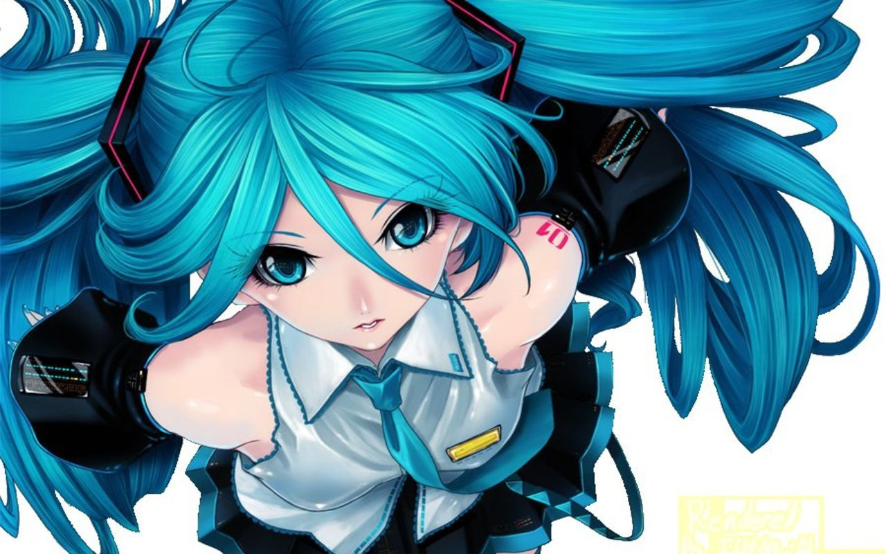 tattoos vocaloid hatsune miku HD Wallpaper