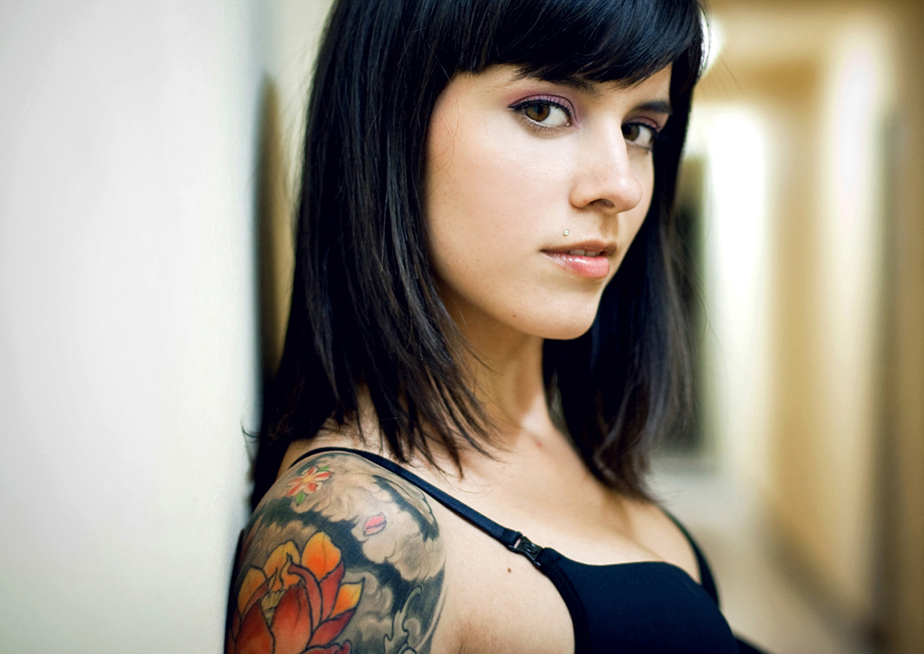 tattoos Women chile emo HD Wallpaper