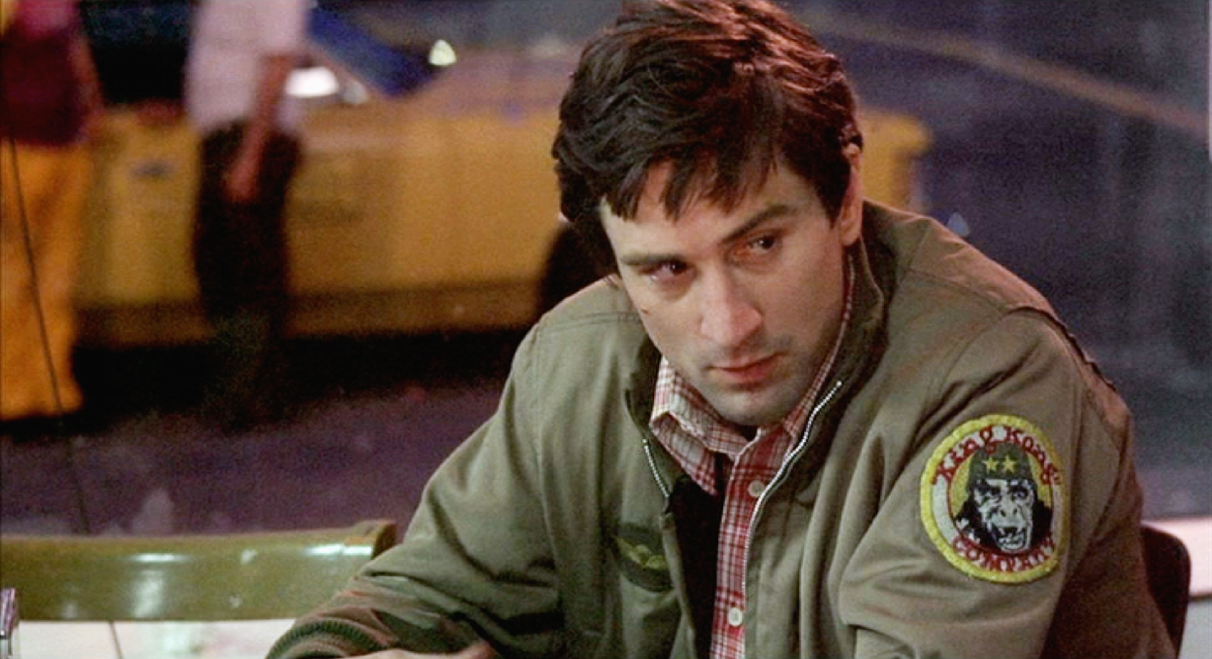 Taxi driver Robert de HD Wallpaper