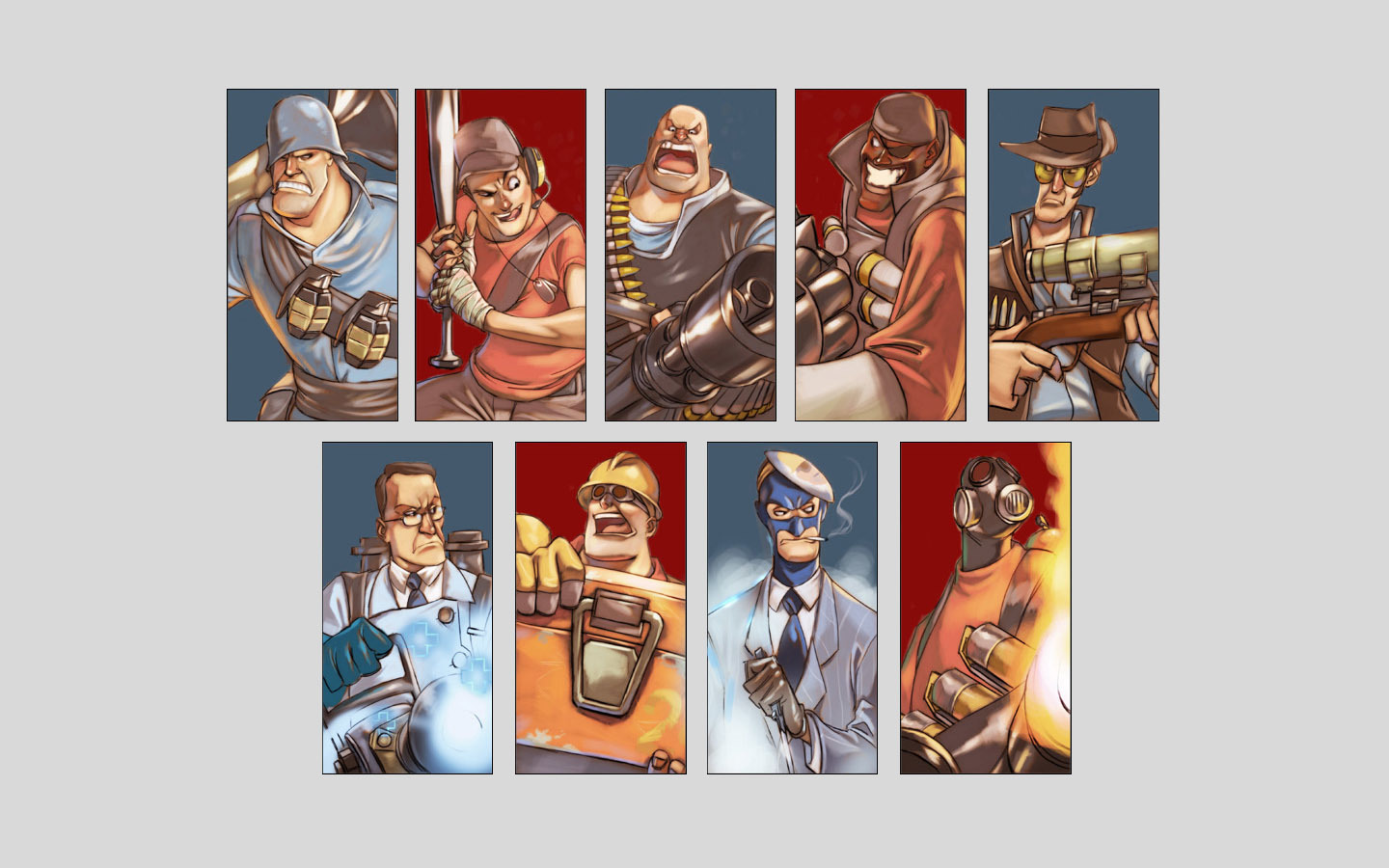 Team fortress cut This HD Wallpaper
