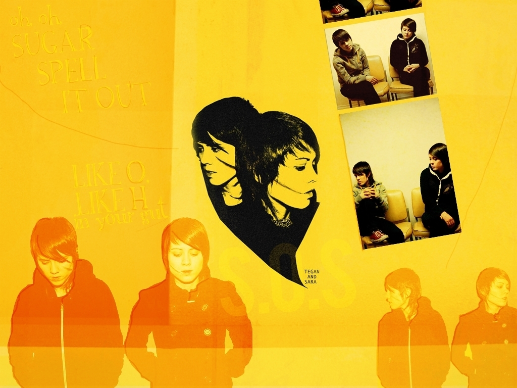 tegan and sara does HD Wallpaper