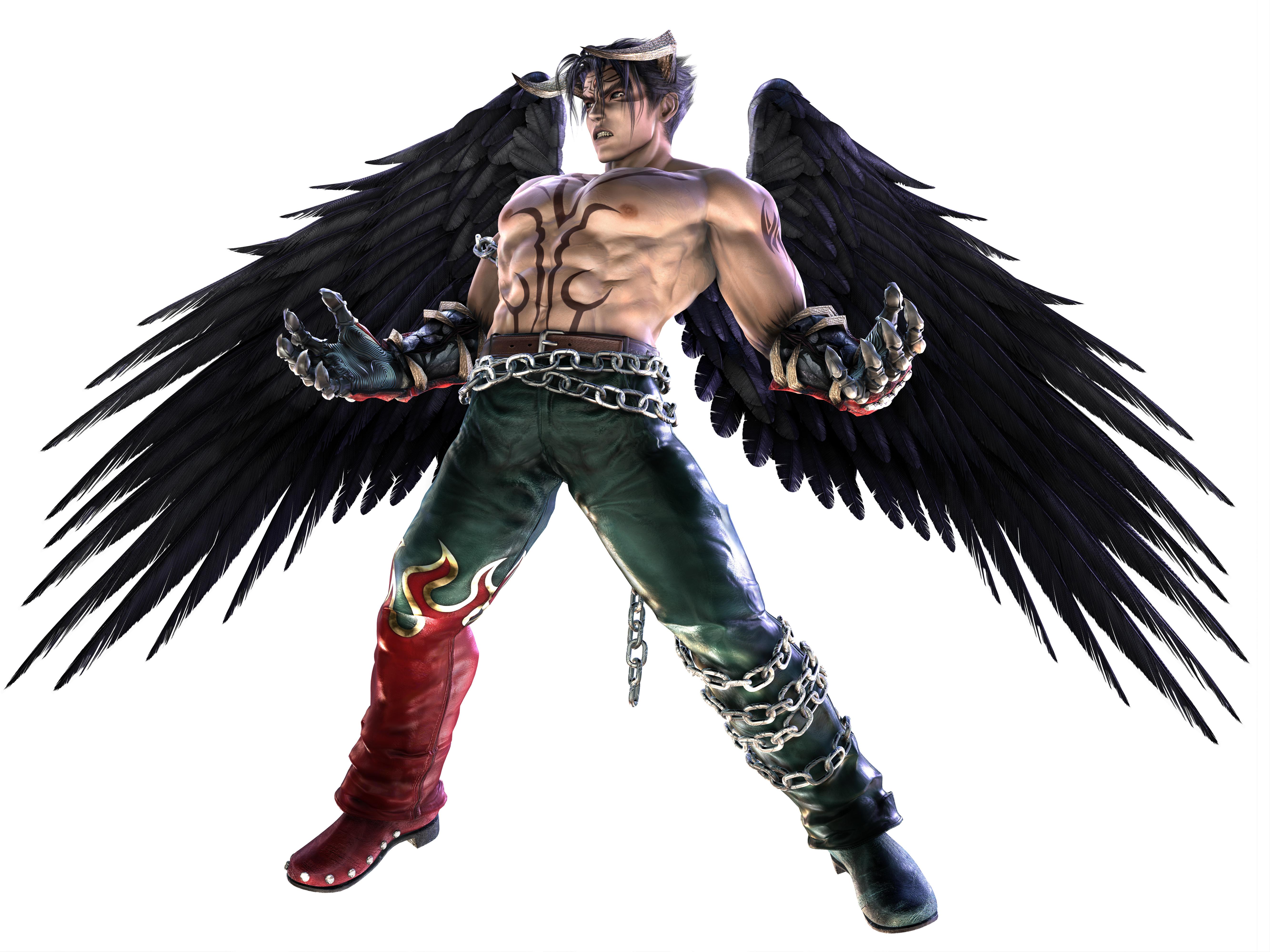 Tekken Devil Jin