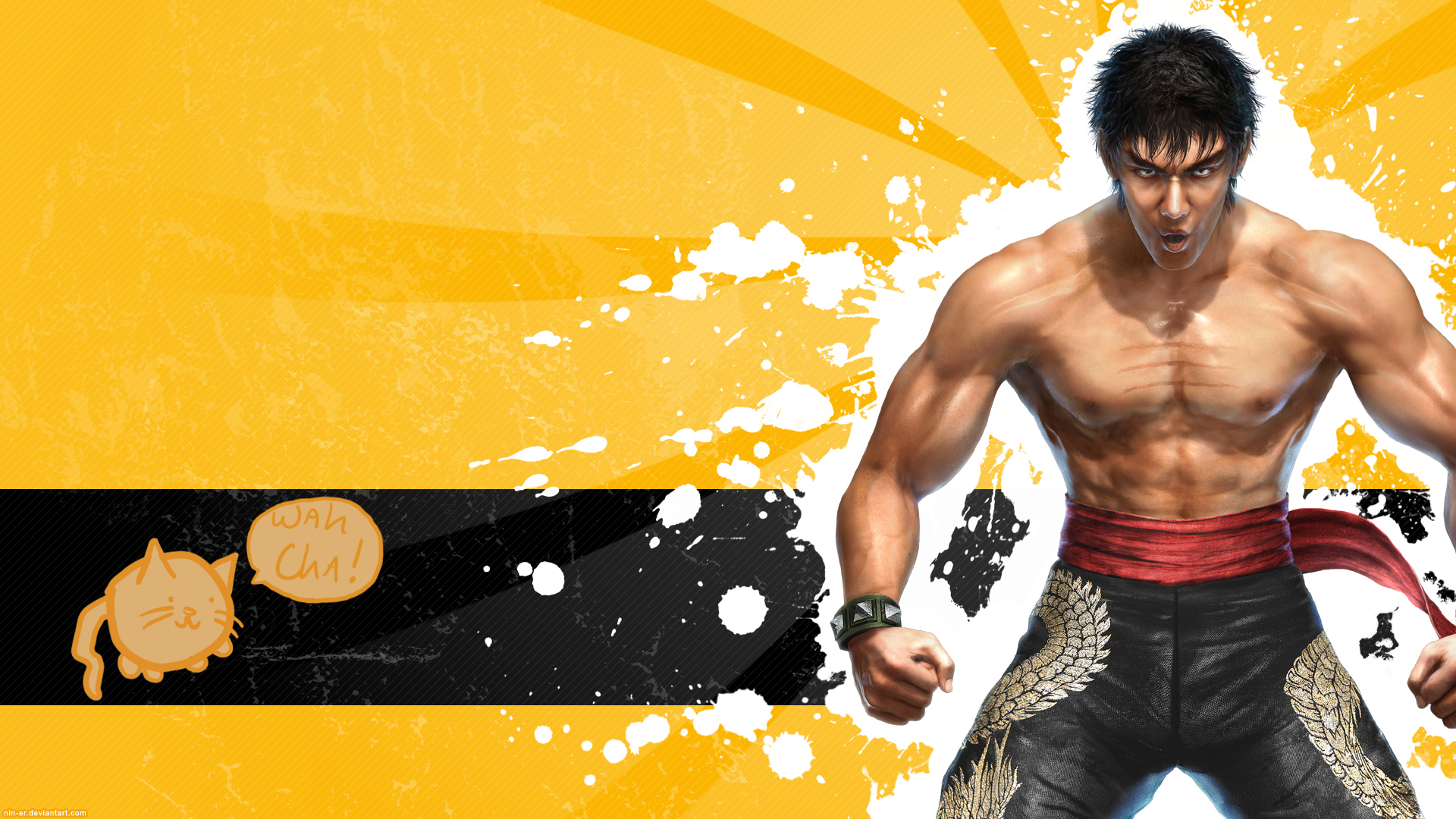 Tekken Kill Bill marshall HD Wallpaper