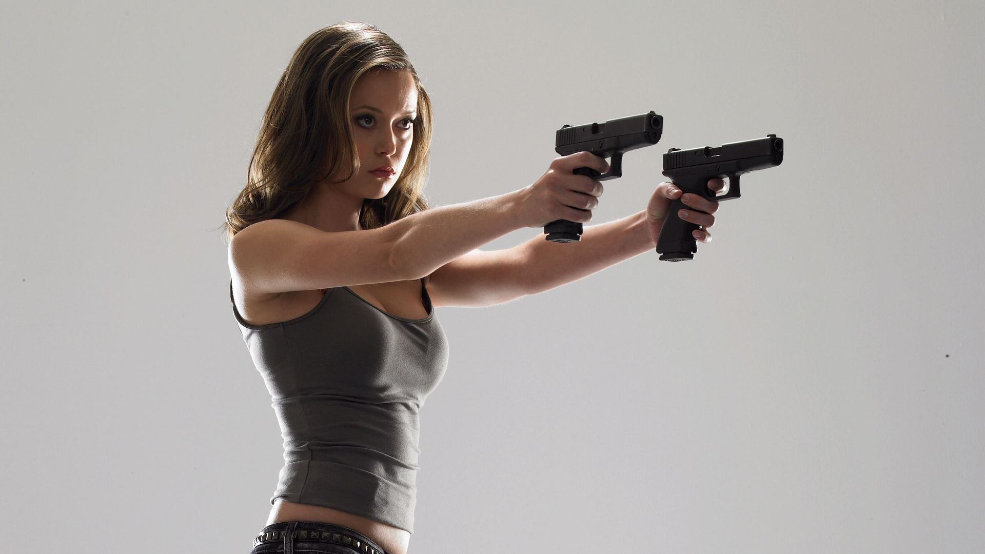 Terminator: The Sarah Connor HD Wallpaper