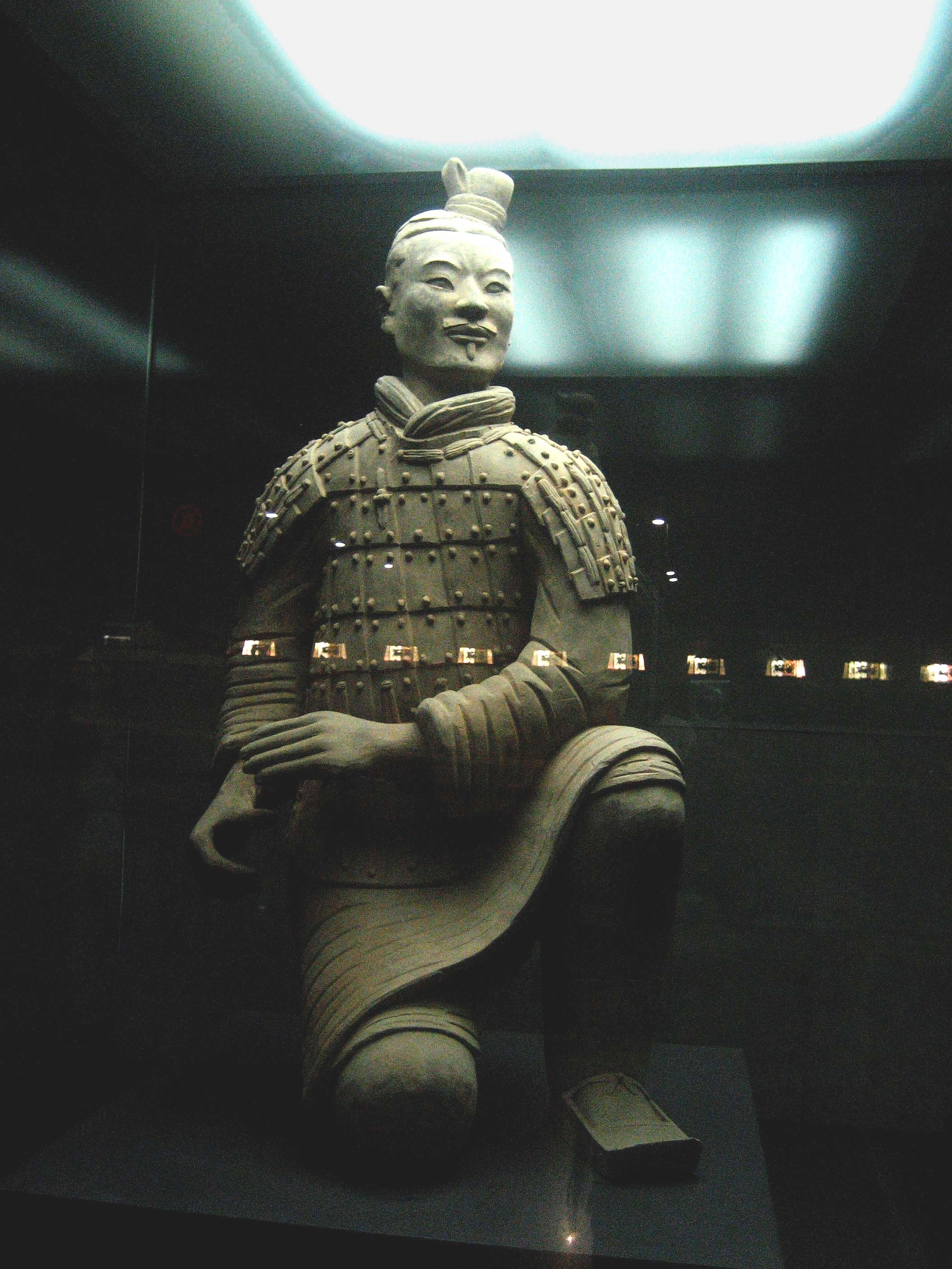 terracotta Army World