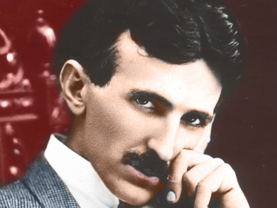 Tesla does anyone here HD Wallpaper