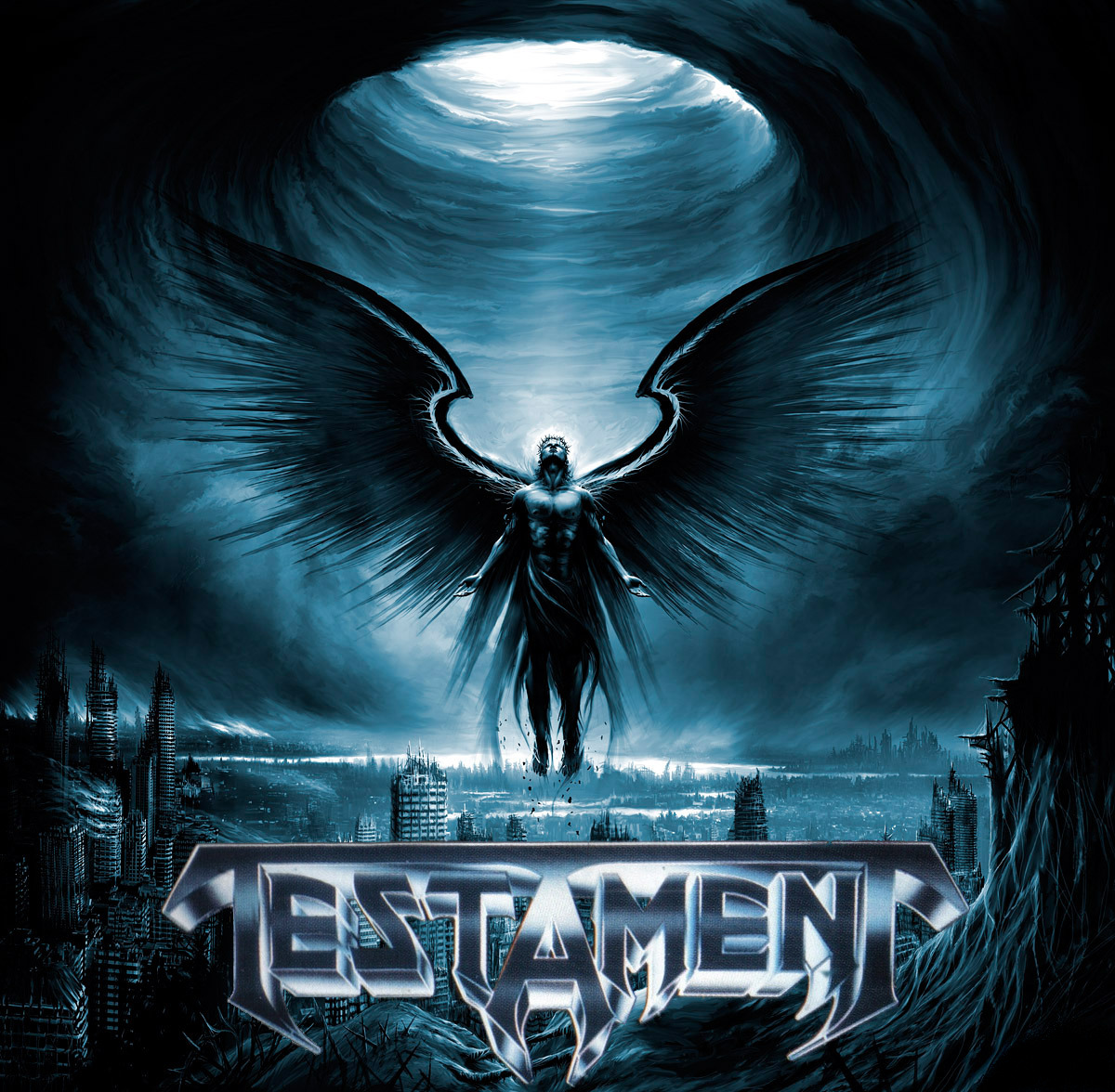 testament American Thrash metal HD Wallpaper
