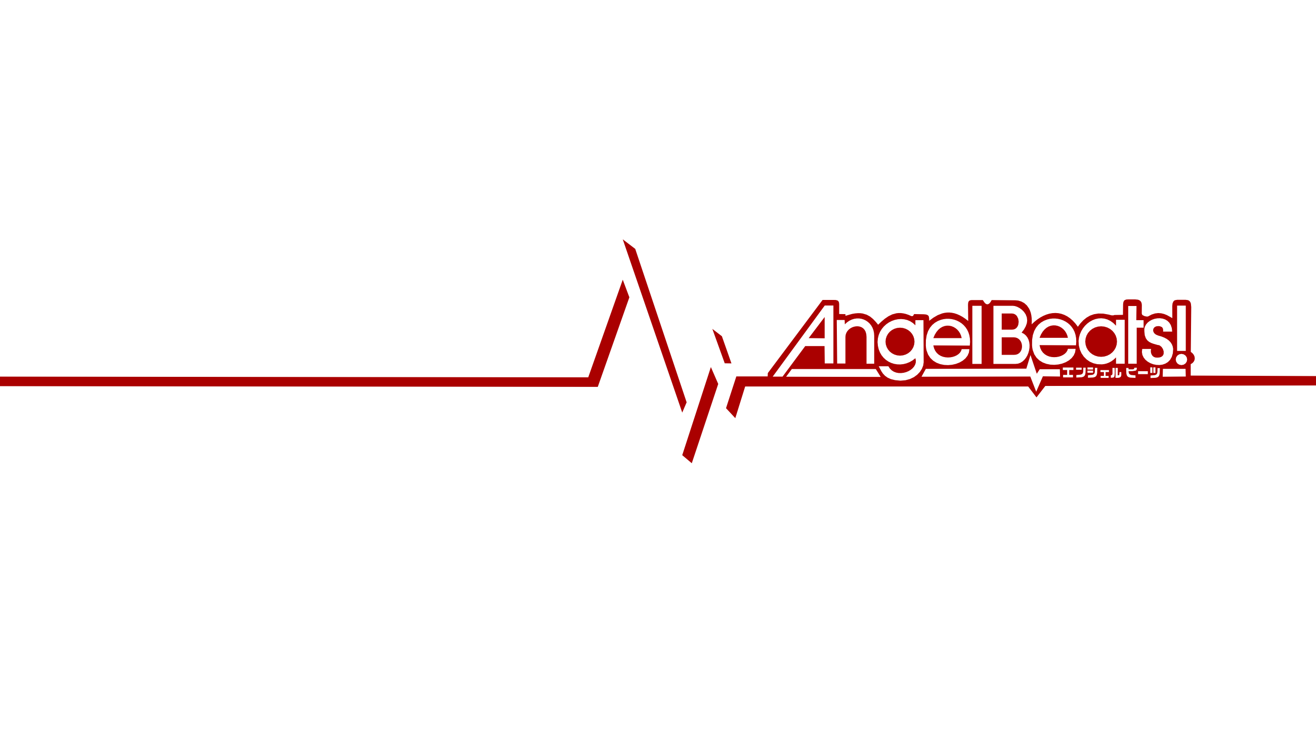 text angel beats Anime HD Wallpaper