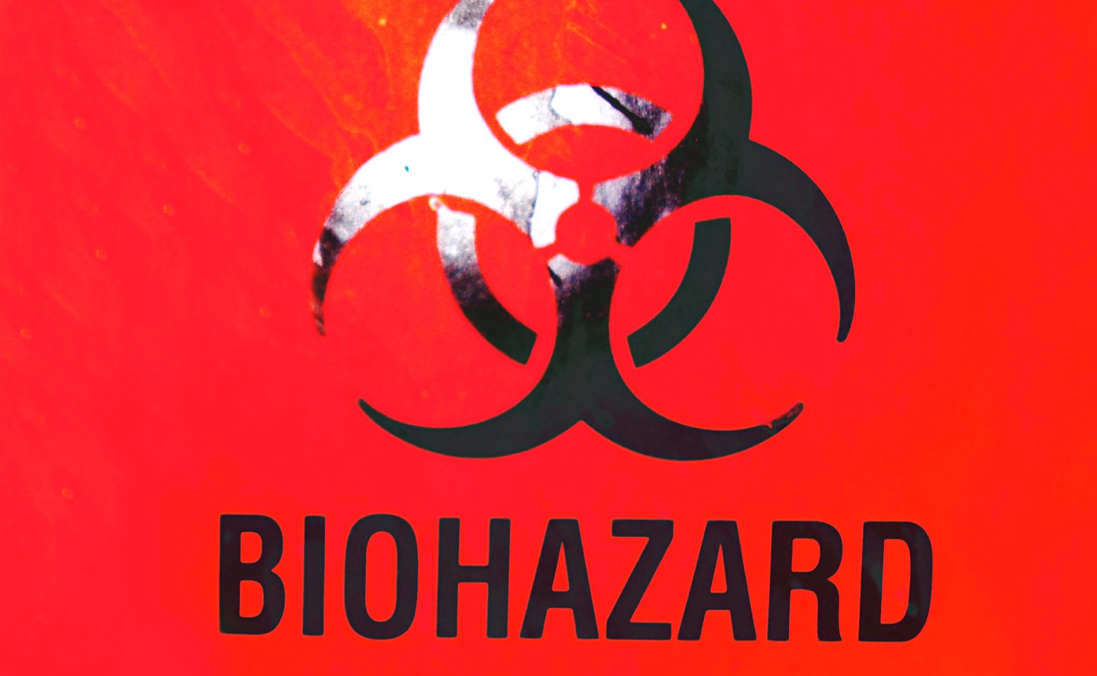 text biohazard HD Wallpaper