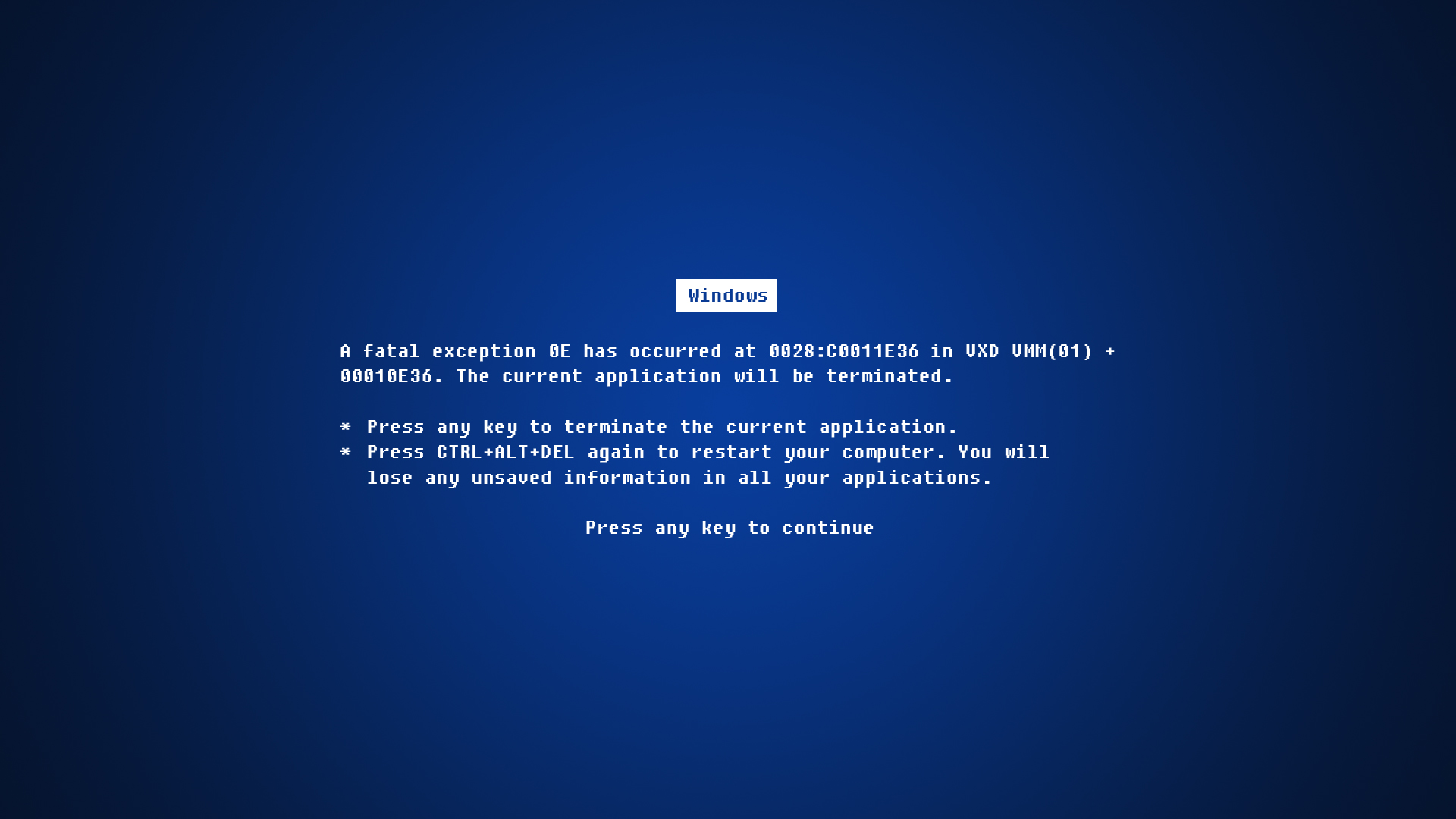 text error microsoft windows HD Wallpaper
