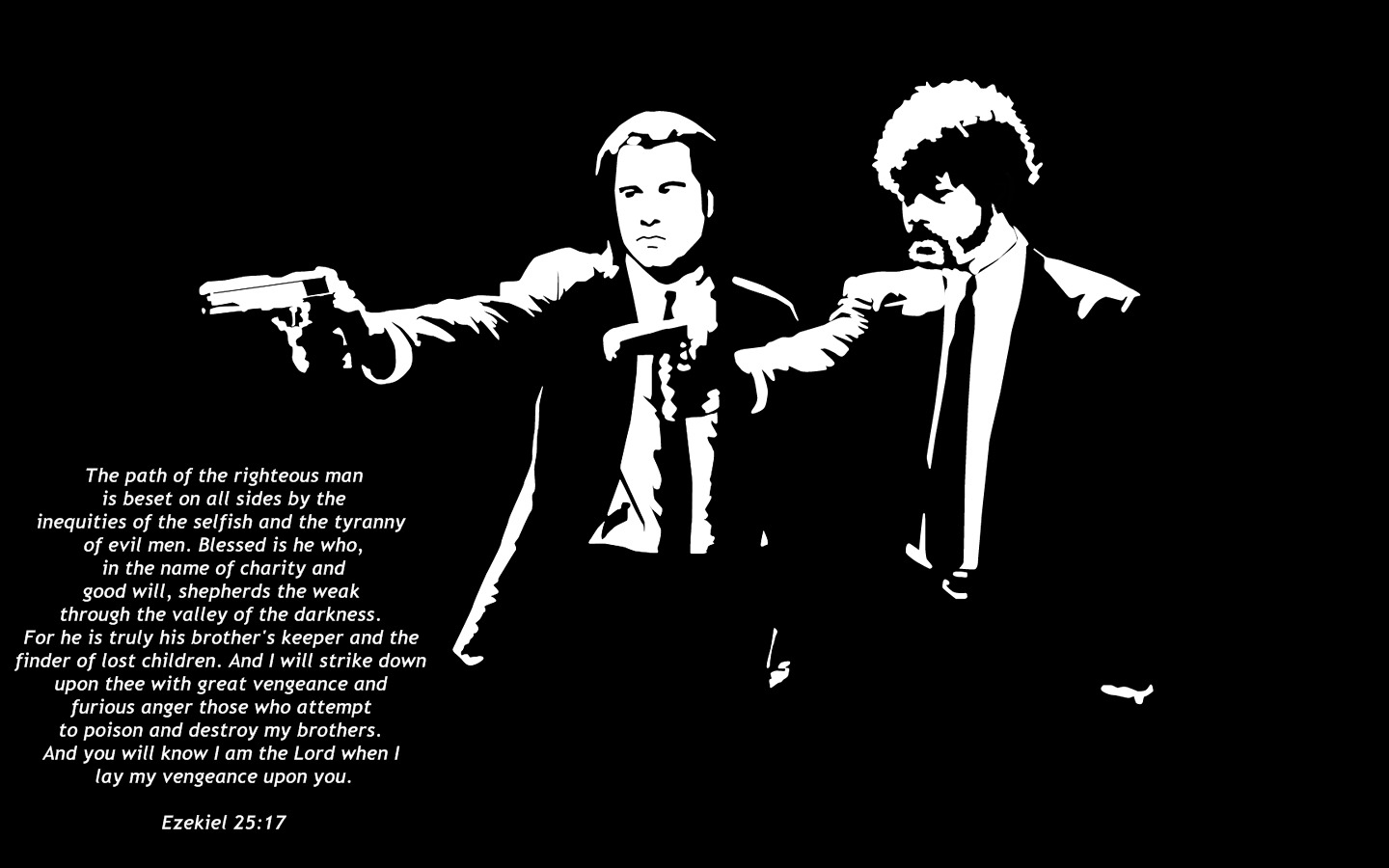 text pulp fiction Movie HD Wallpaper