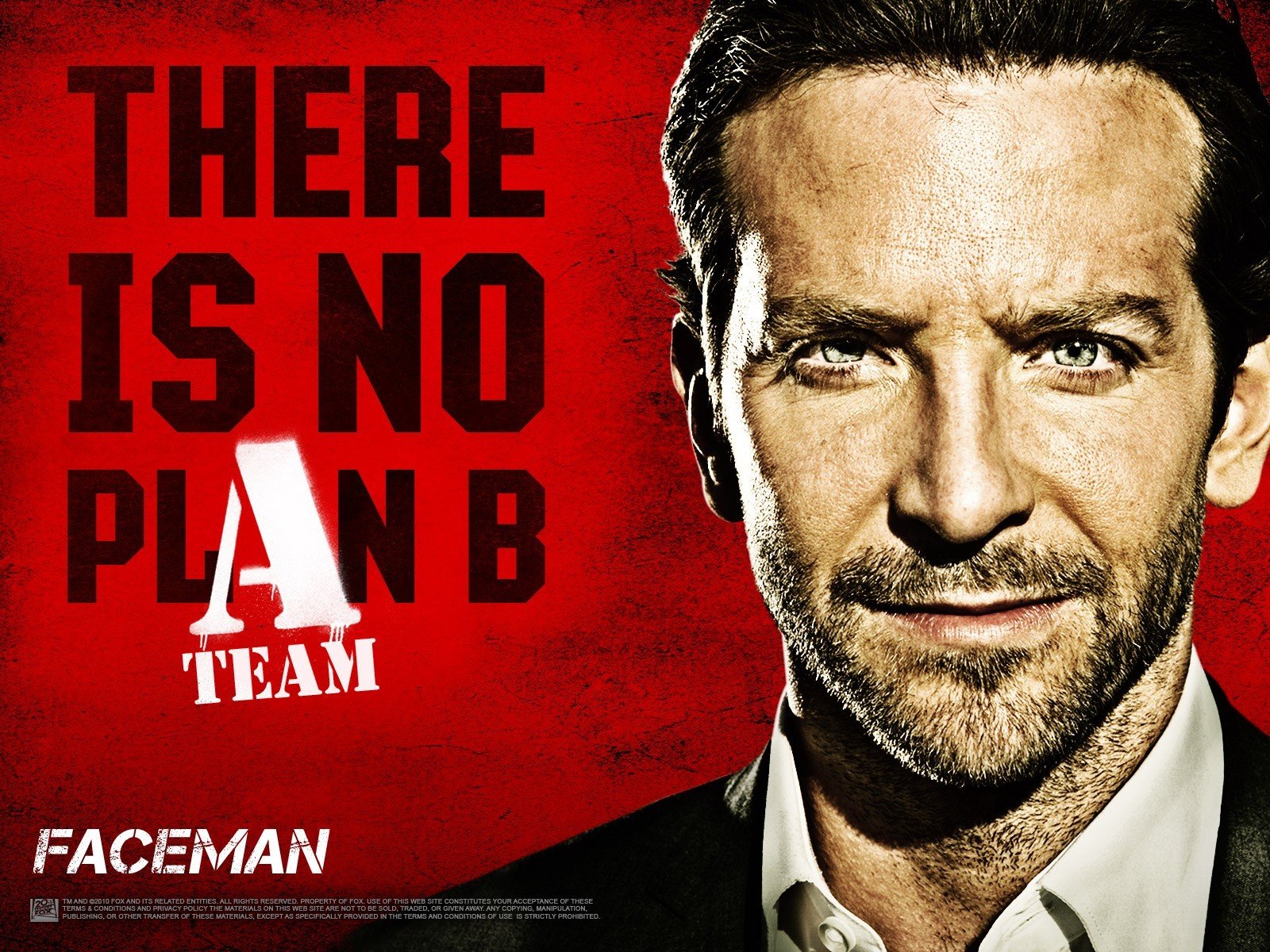The A-Team Bradley Cooper HD Wallpaper