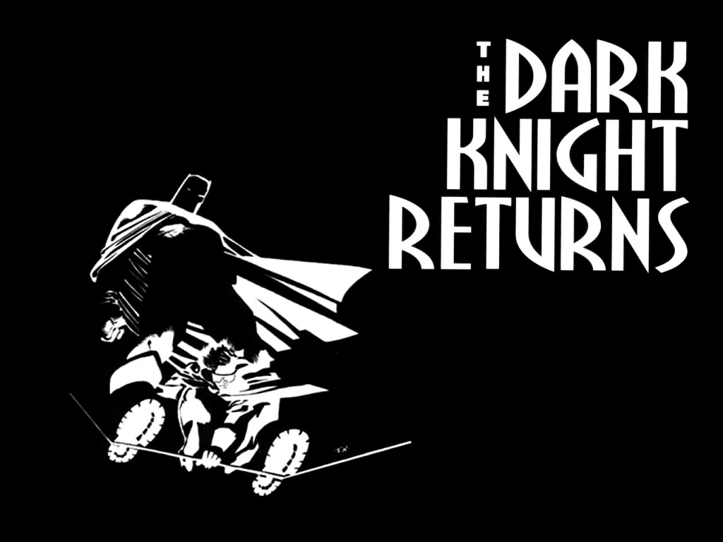 The dark knight returns HD Wallpaper