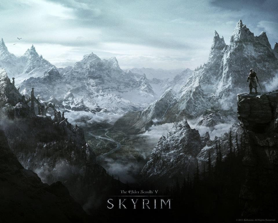 the elder scrolls v skyrim the elder scrolls HD Wallpaper