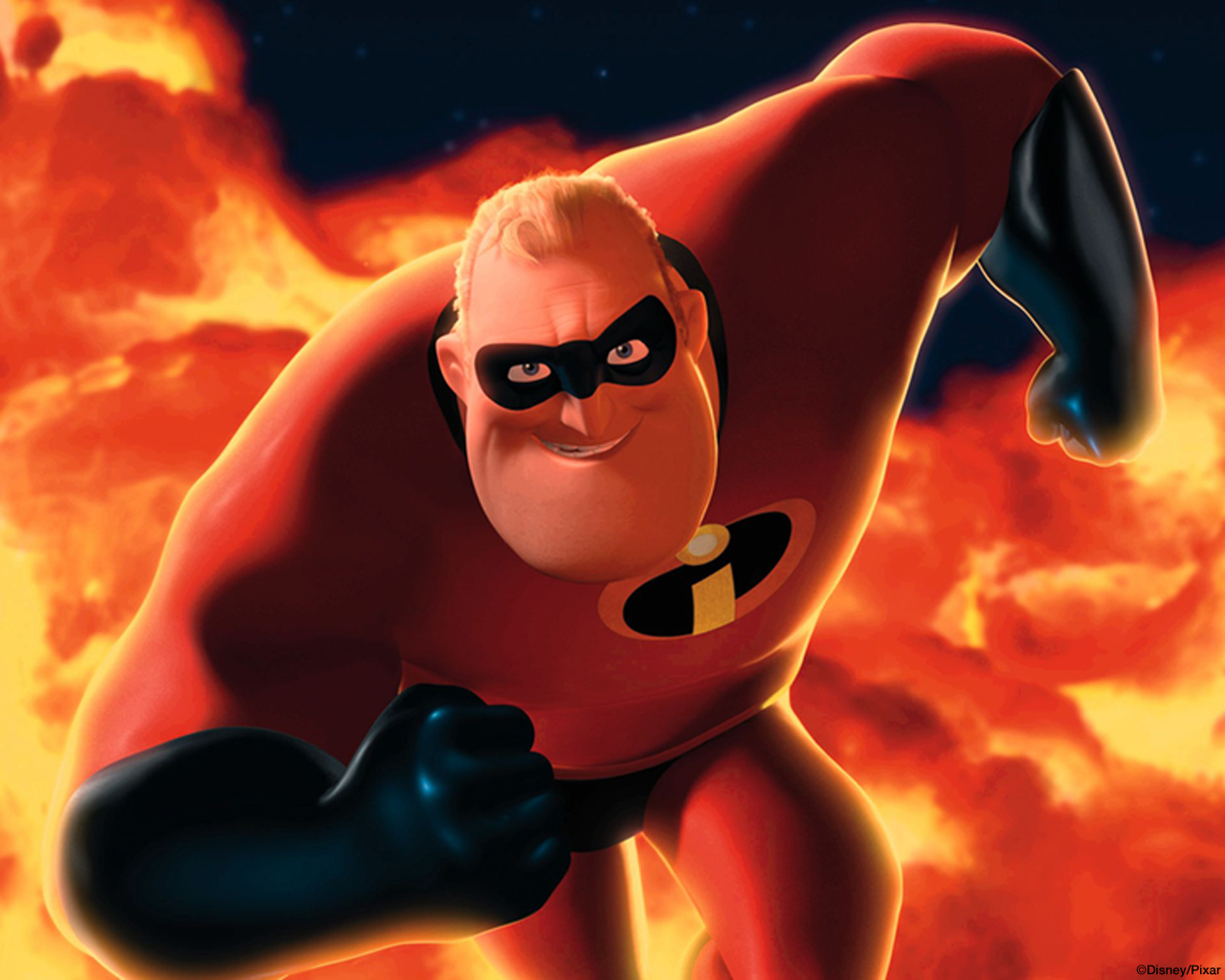 The incredibles Movie