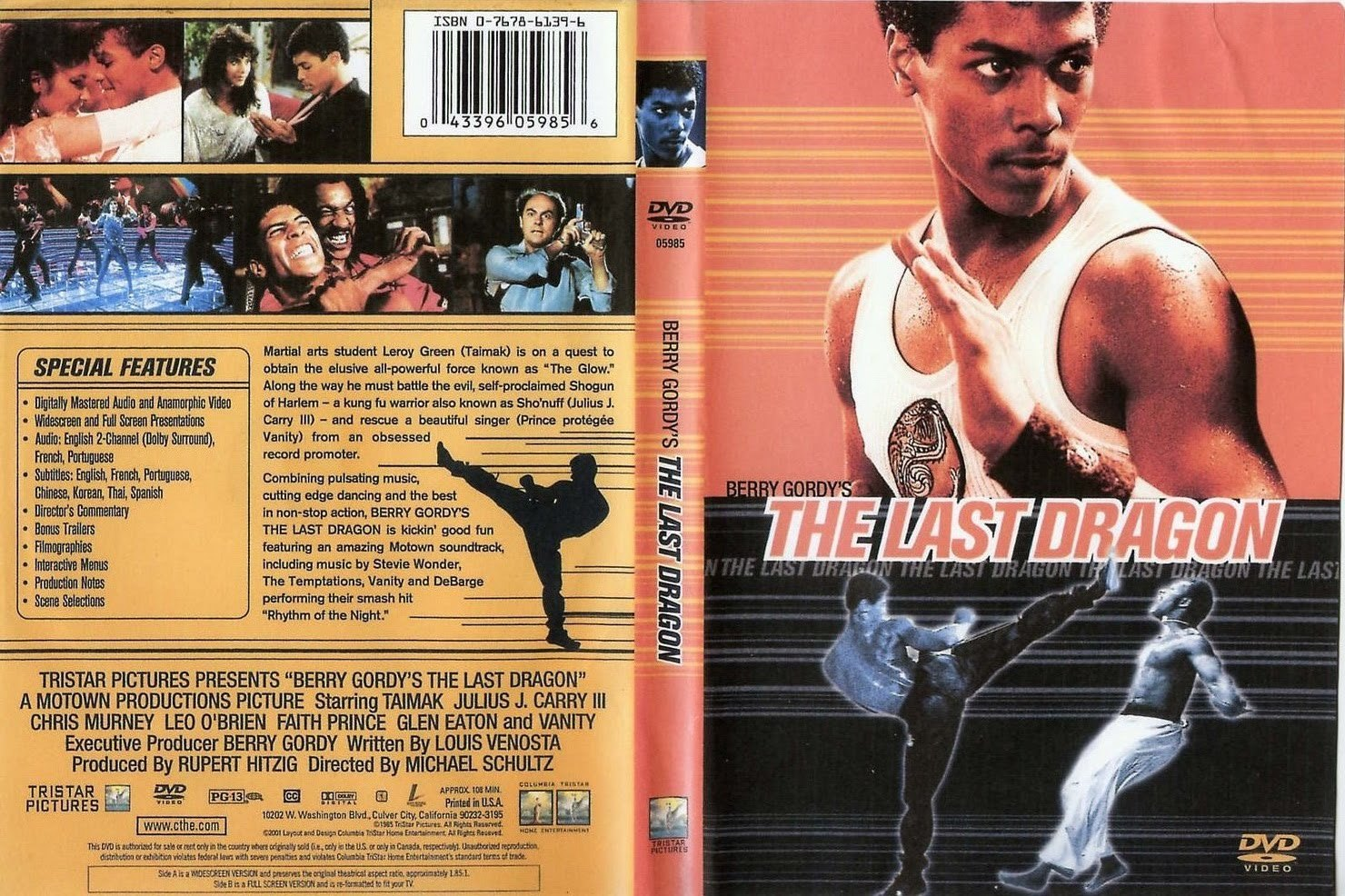 The Last dragon dear HD Wallpaper