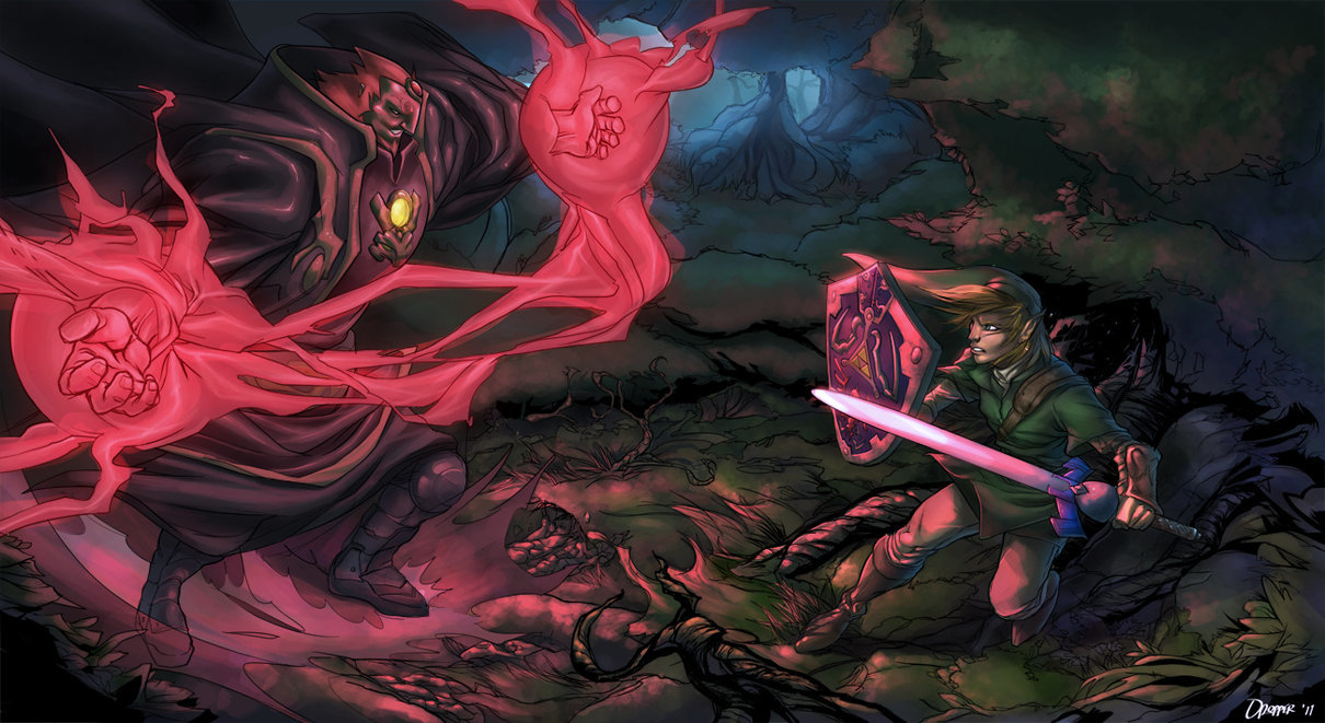 the legend of zelda HD Wallpaper