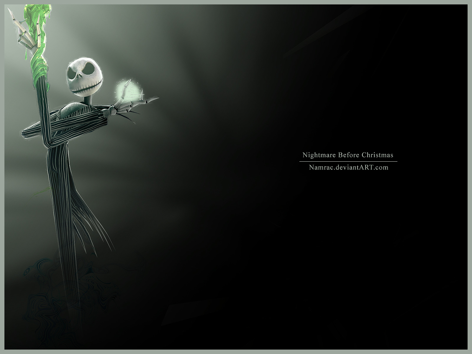 The Nightmare Before Christmas HD Wallpaper