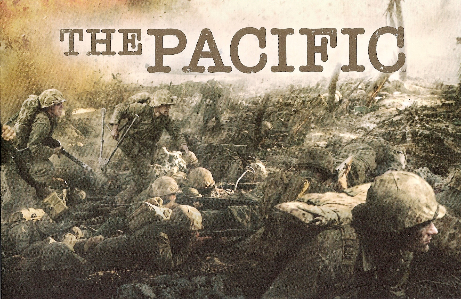 The Pacific HD Wallpaper